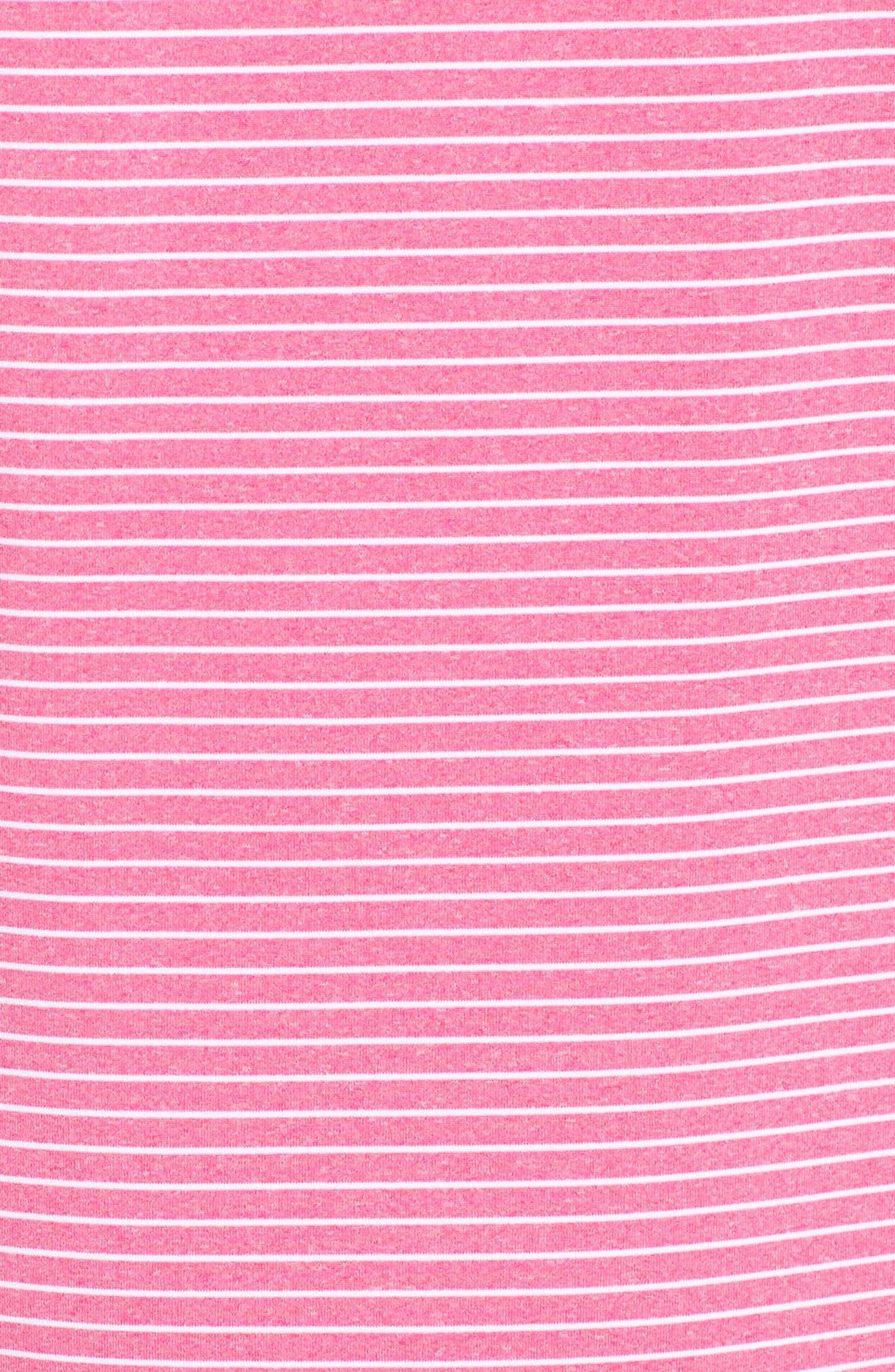 Heathered Wilson Stripe Polo,                             Alternate thumbnail 25, color,