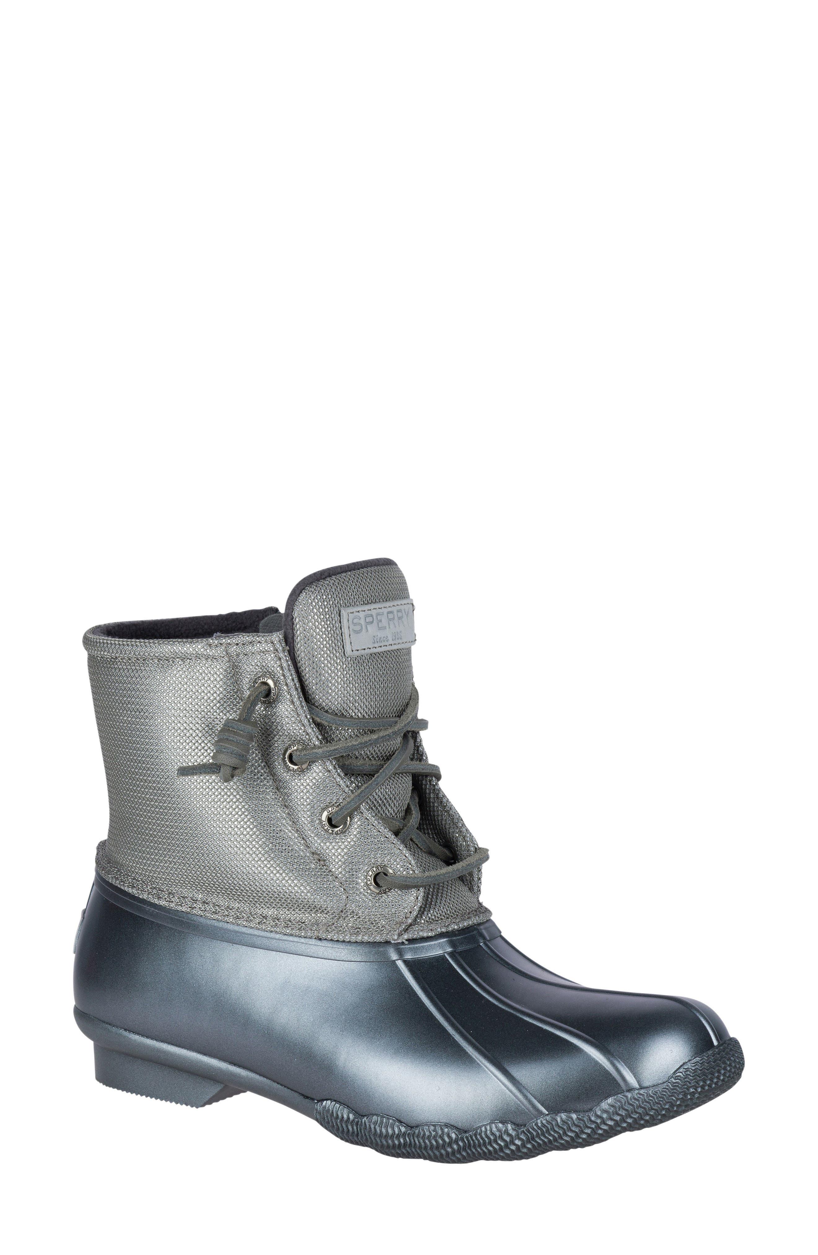 'Saltwater' Waterproof Rain Boot,                             Main thumbnail 8, color,