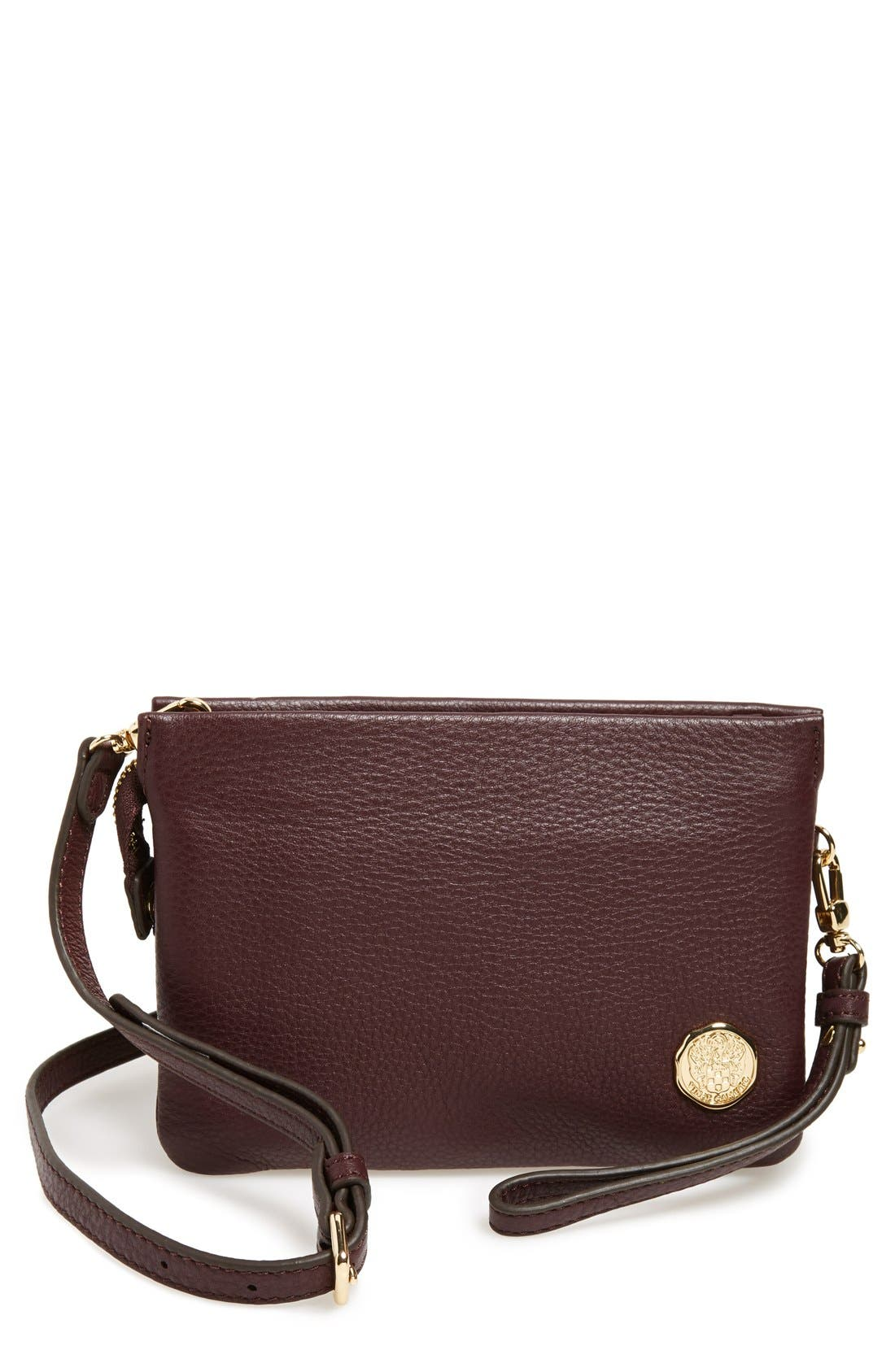 'Cami' Leather Crossbody Bag,                             Alternate thumbnail 78, color,