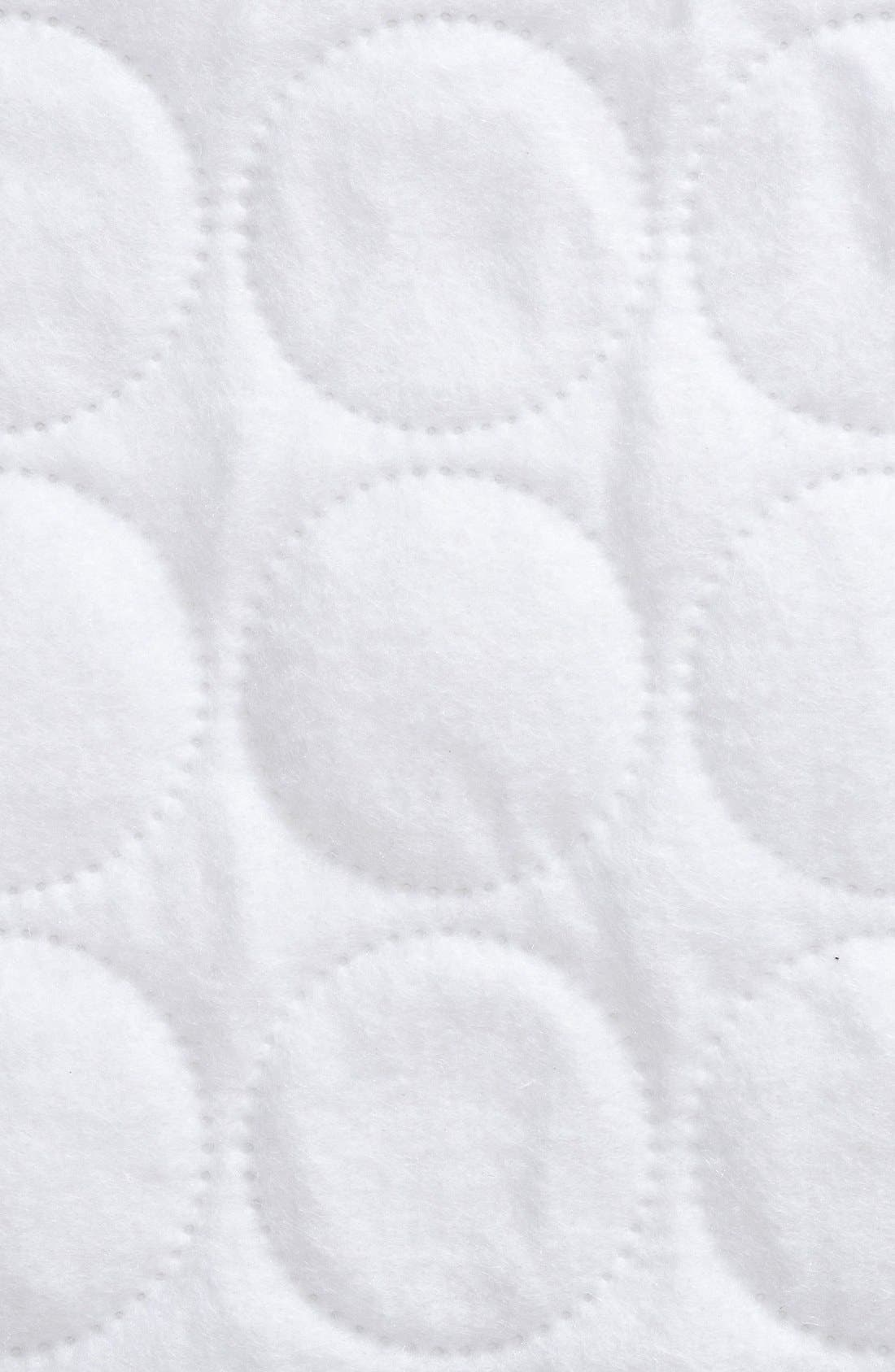 Waterproof Mattress Pad for Halo<sup>®</sup> Bassinest<sup>™</sup> Swivel Sleeper,                             Alternate thumbnail 2, color,                             WHITE
