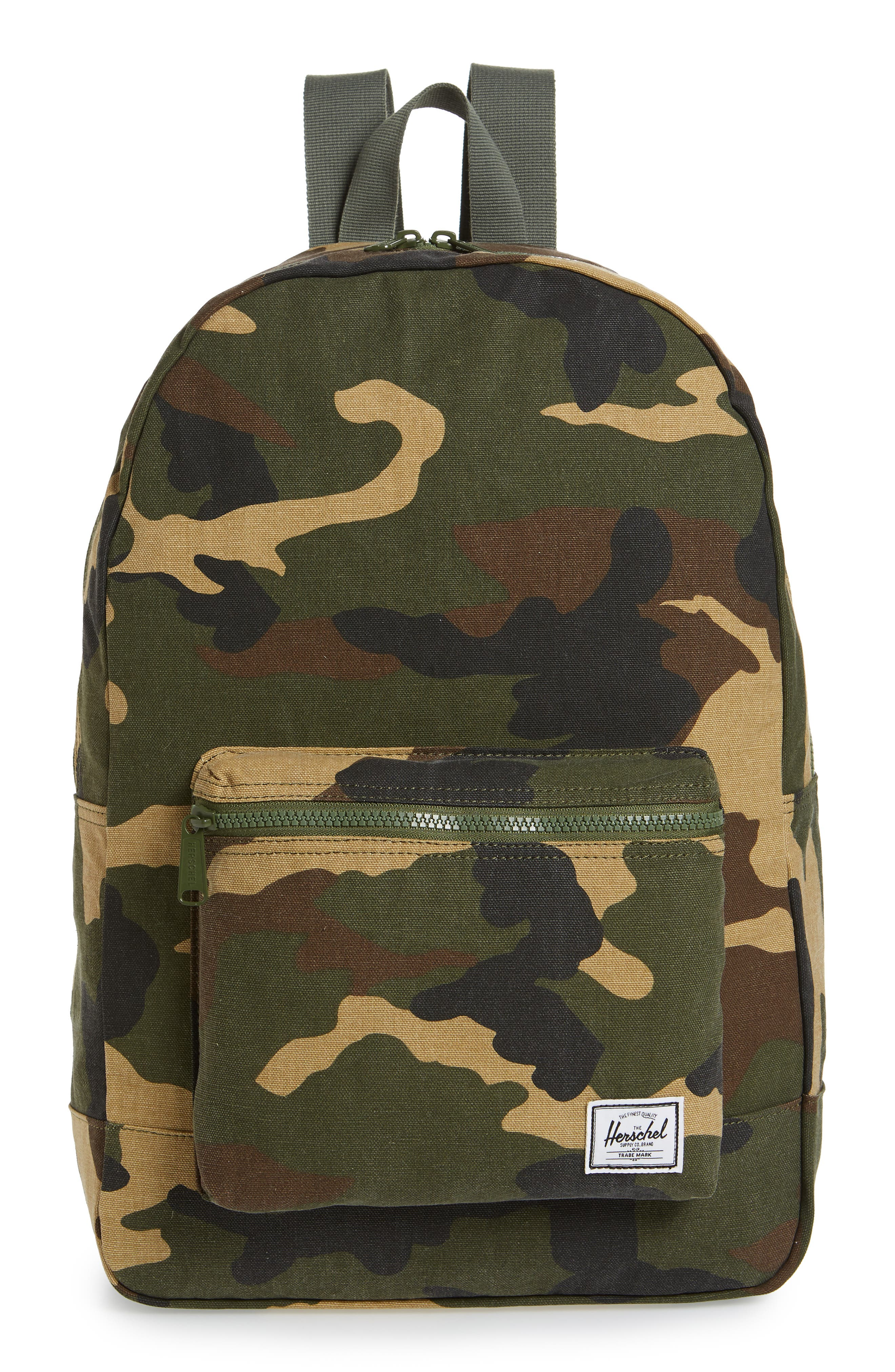 Cotton Casuals Daypack Backpack,                             Main thumbnail 2, color,