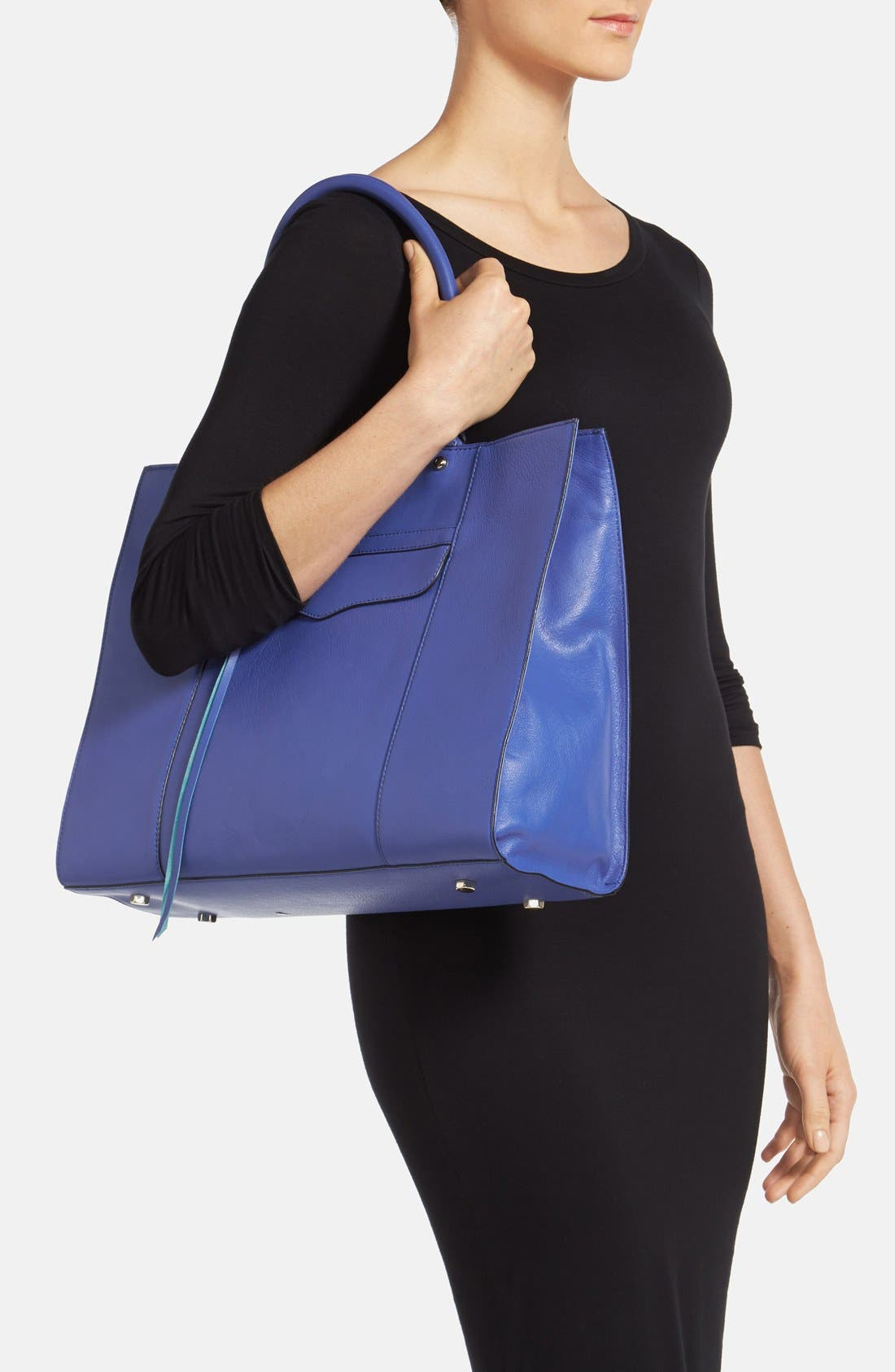 'MAB' Tote,                             Alternate thumbnail 3, color,                             401