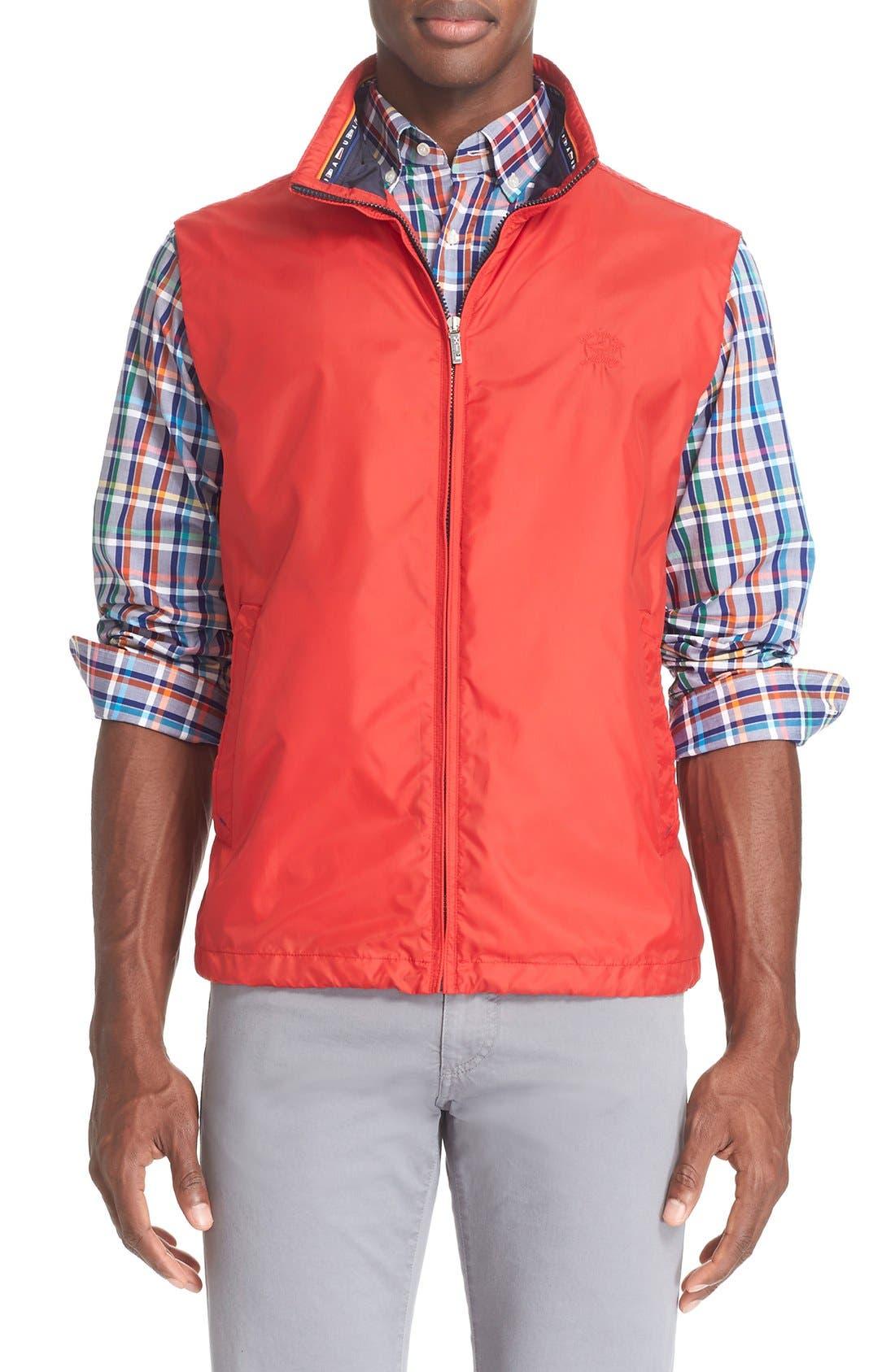 'Yachting' Vest,                             Main thumbnail 1, color,                             600