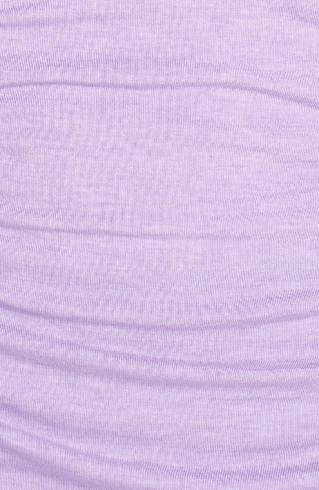 'Z 6' Ruched Tee,                             Alternate thumbnail 32, color,