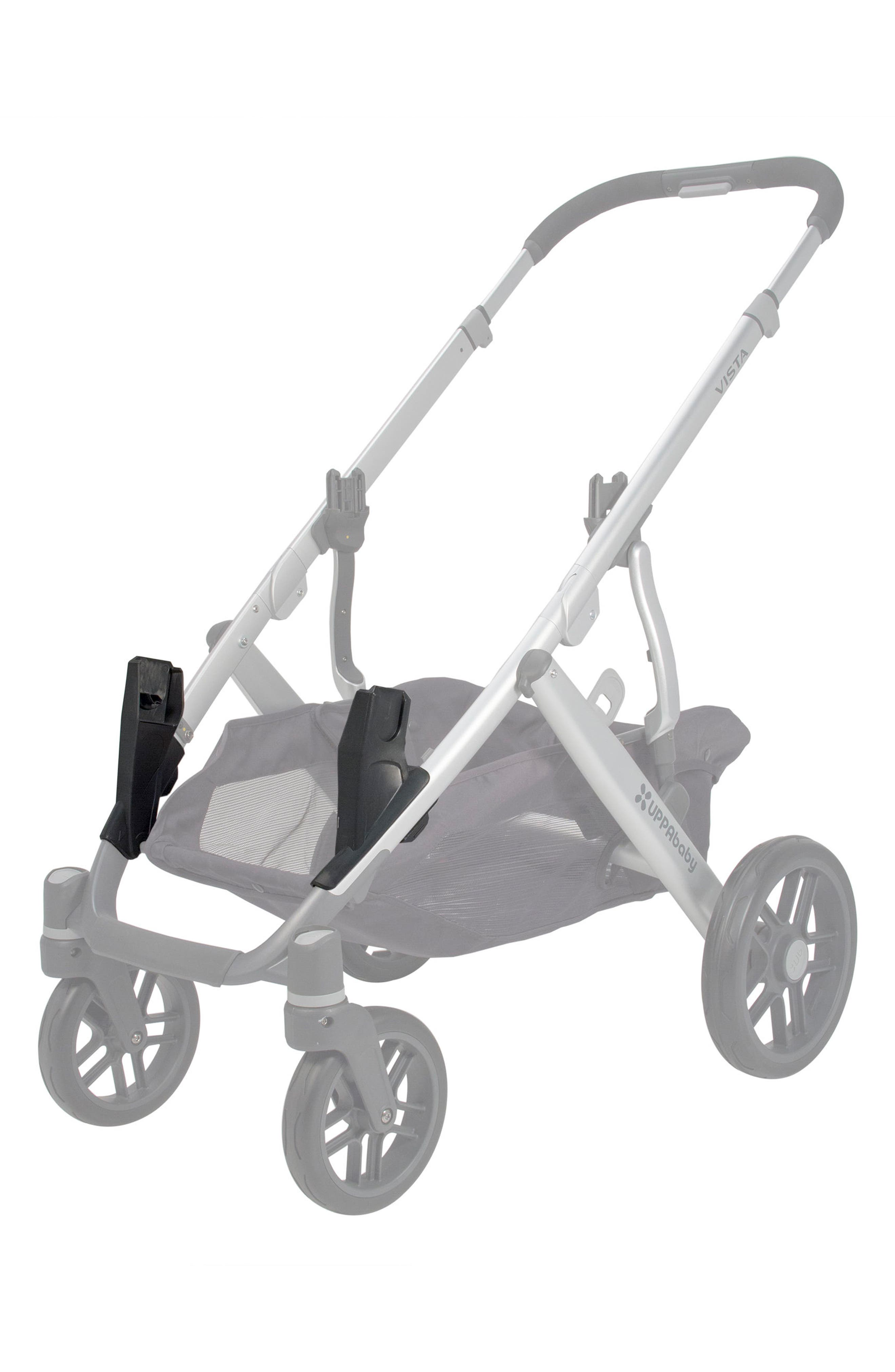 Lower Adapters for Vista Stroller,                             Alternate thumbnail 2, color,                             001