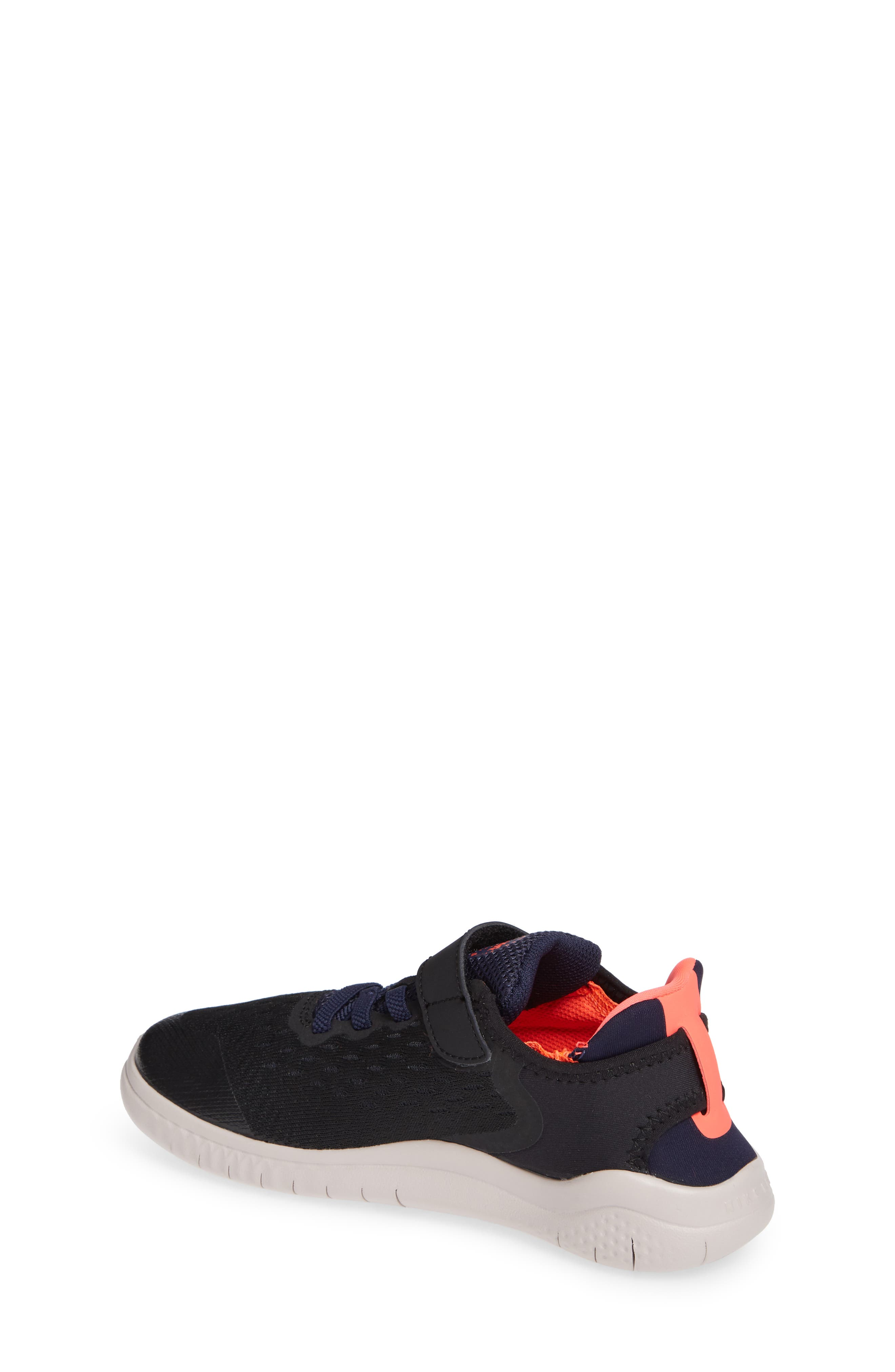 Free RN Running Shoe,                             Alternate thumbnail 2, color,                             BLACK MOON PARTICLE