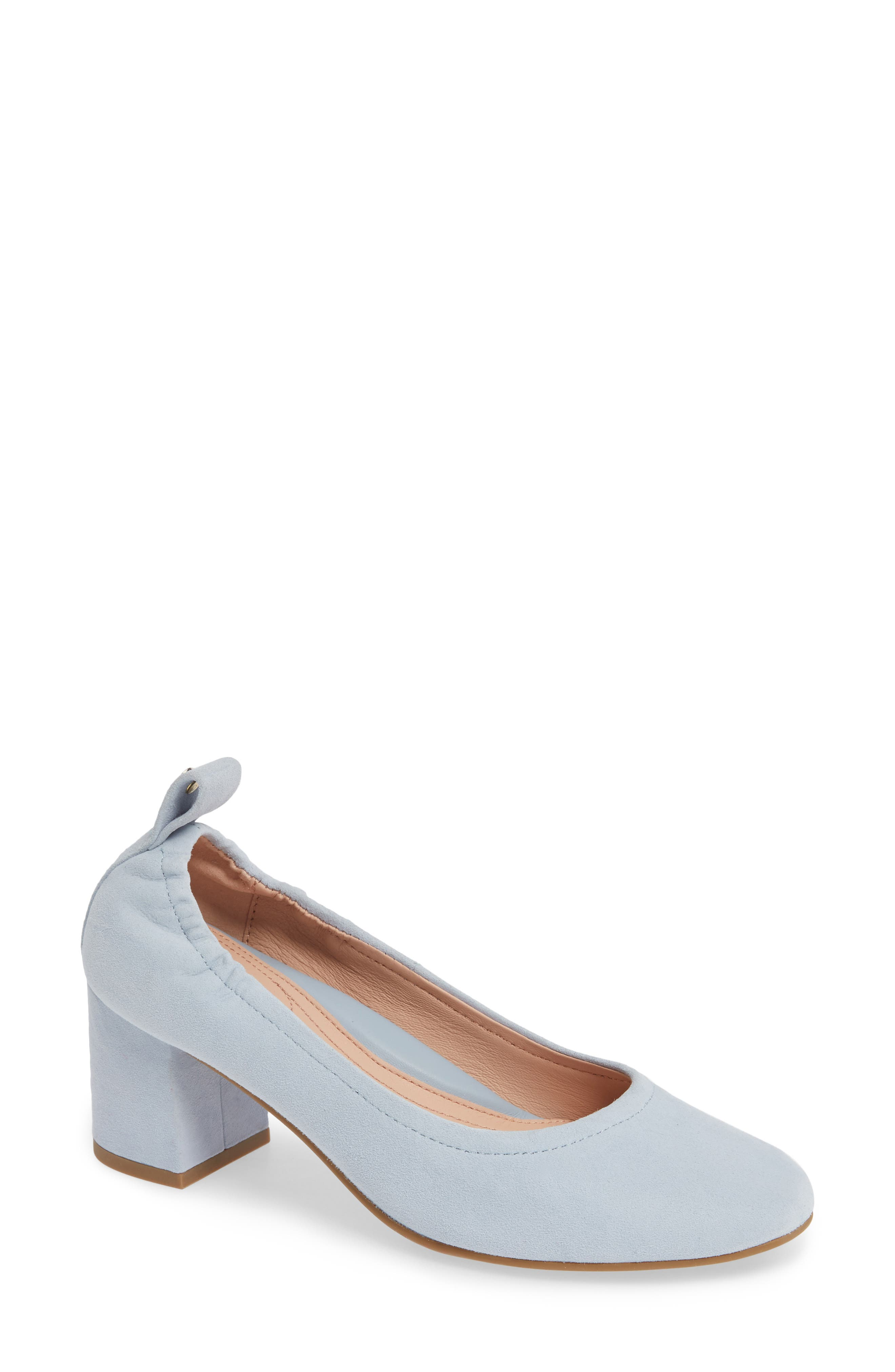 Savannah Pump, Main, color, MOONSTONE SUEDE
