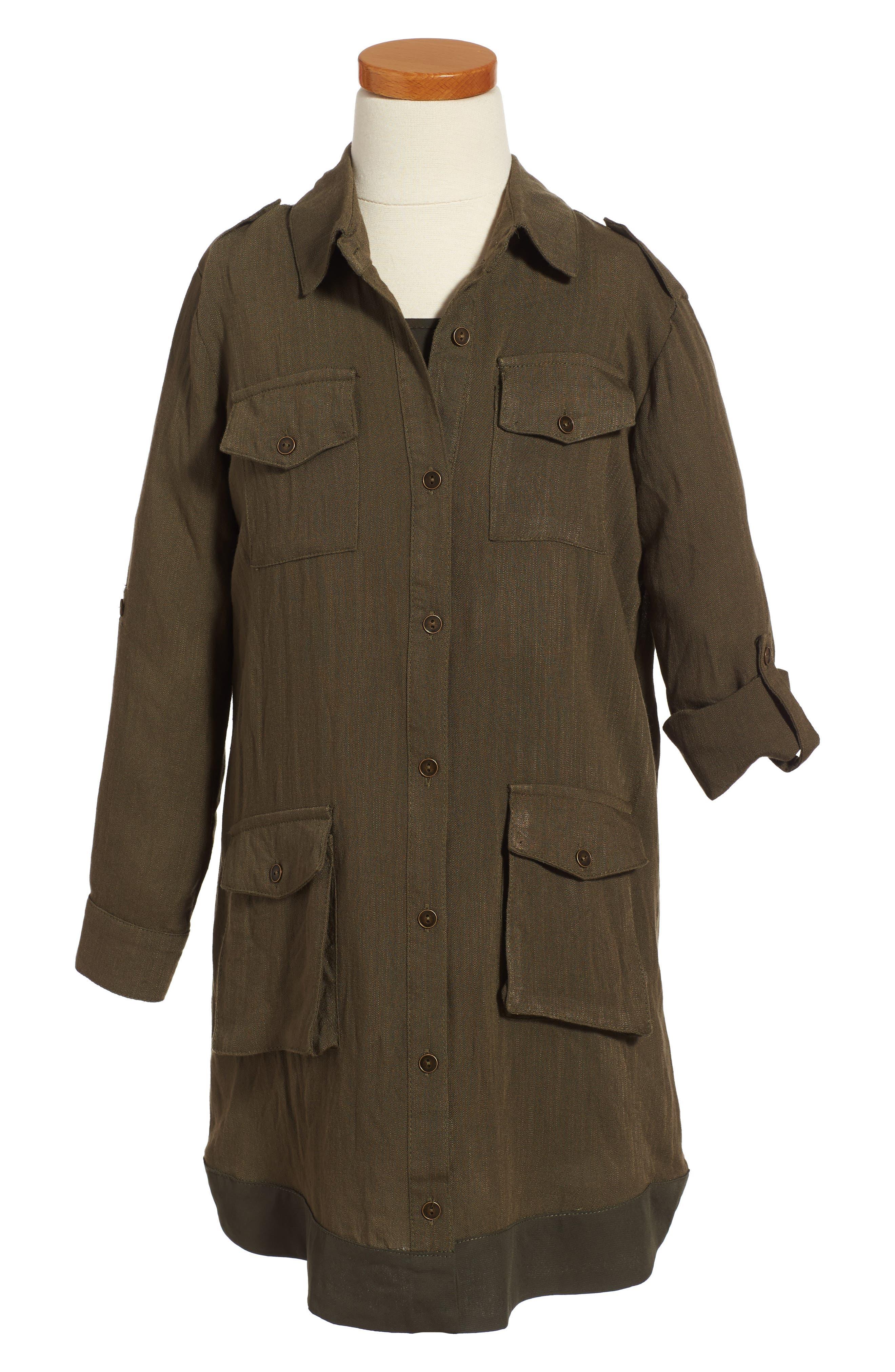 Shirtdress,                         Main,                         color, 310