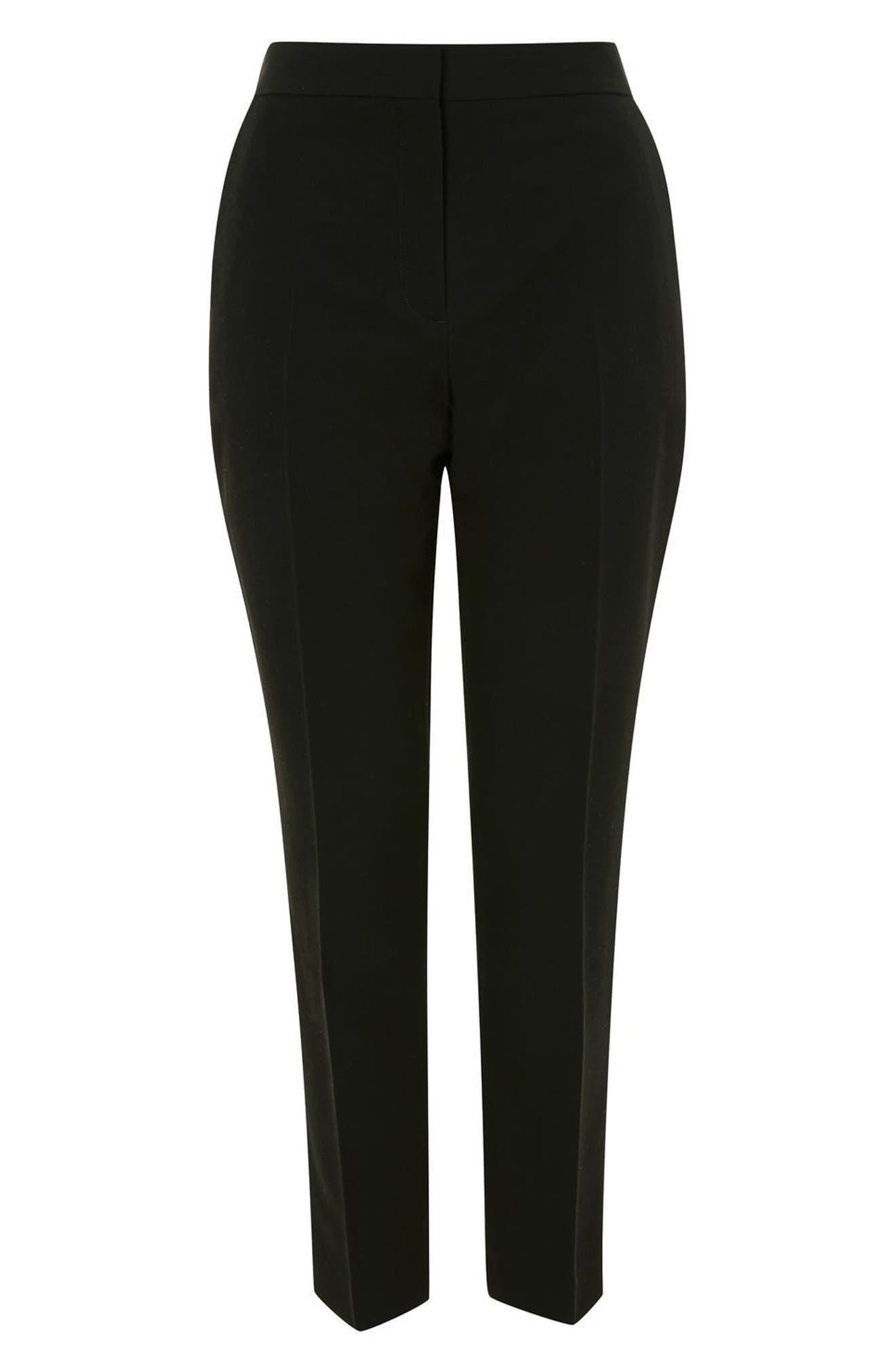 Tailored Suit Trouser Pants,                             Alternate thumbnail 3, color,                             001
