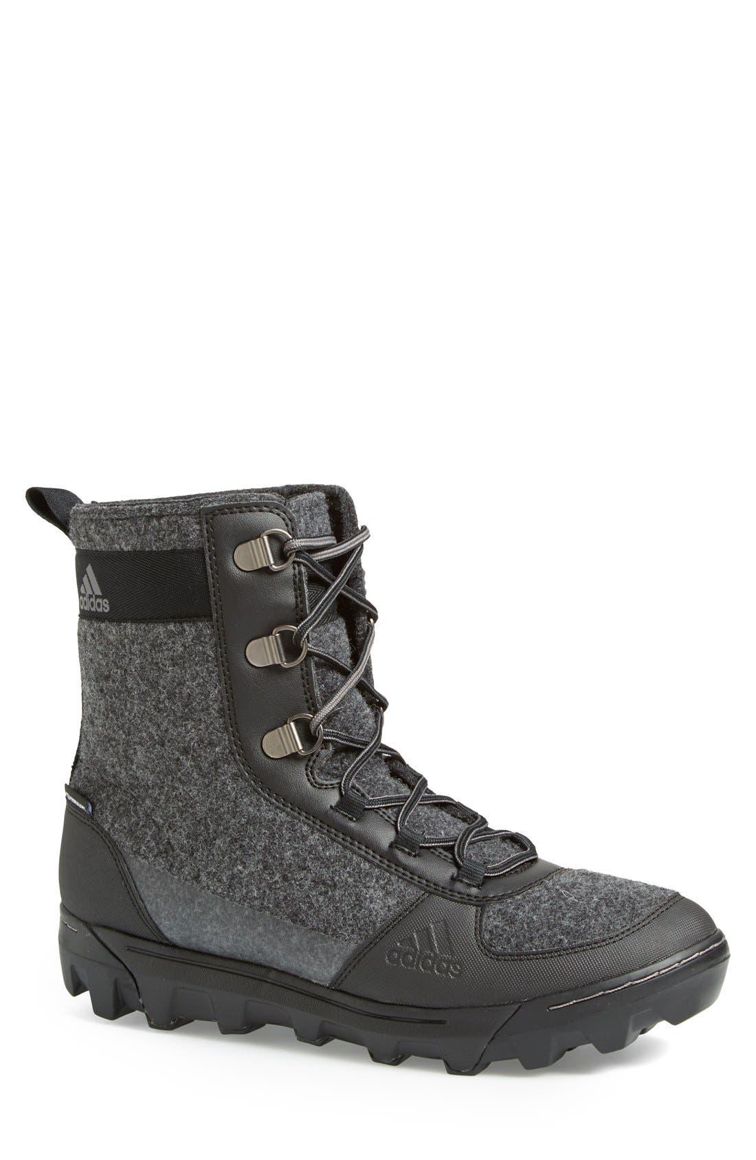 'Felt' Snow Boot,                         Main,                         color, 001