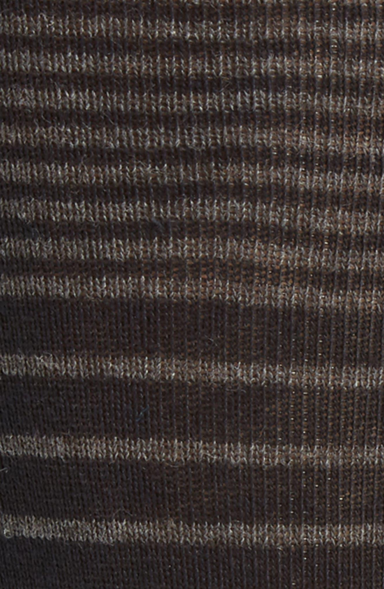 Multi Stripe Socks,                             Alternate thumbnail 2, color,                             030