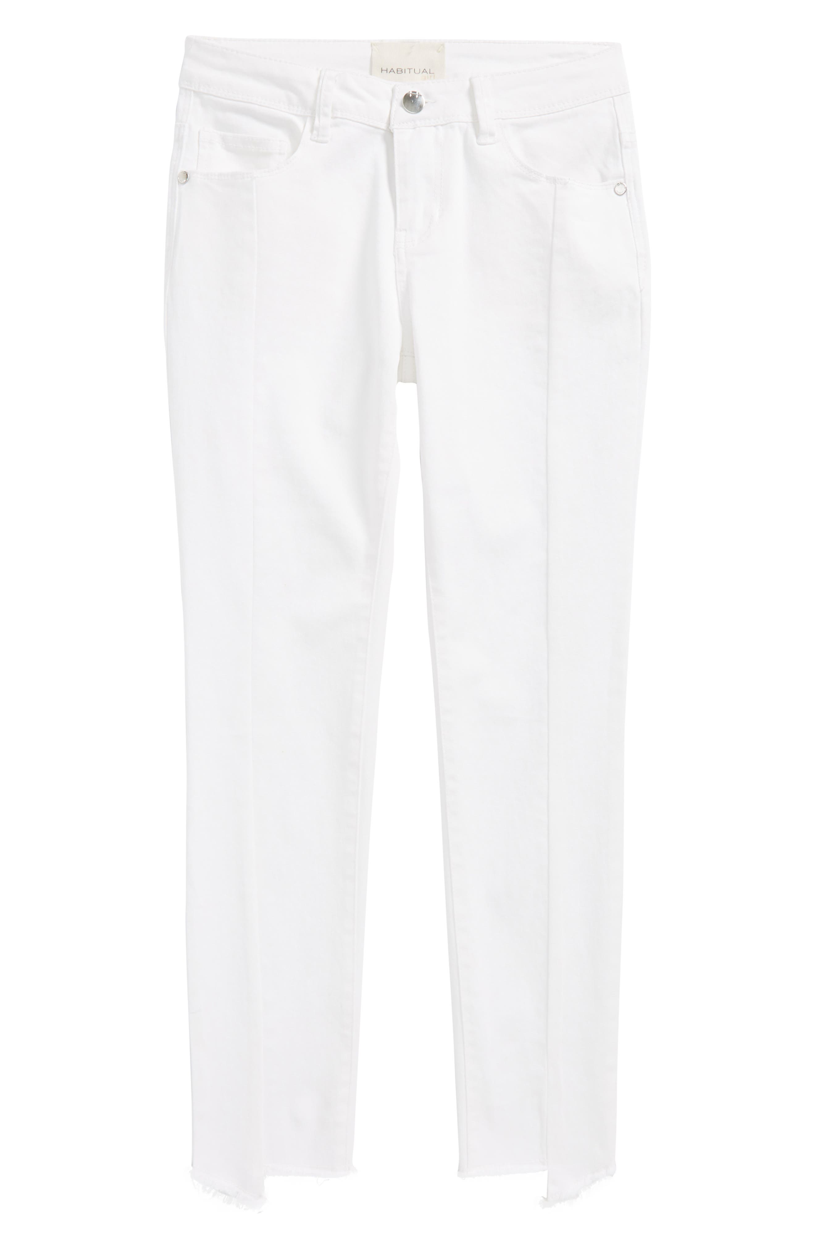 Gigi Skinny Jeans,                         Main,                         color, 100