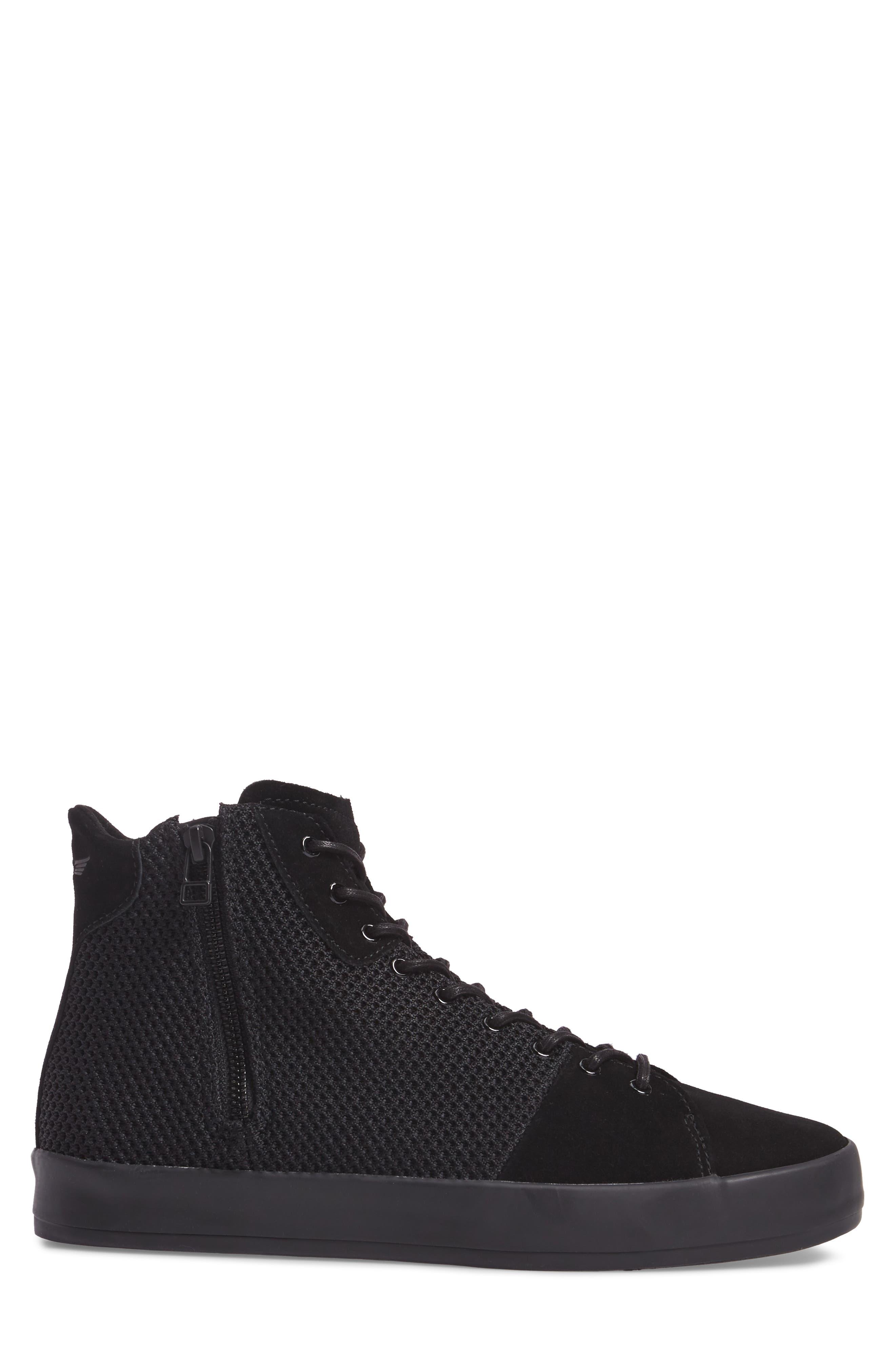 Carda Hi Sneaker,                             Alternate thumbnail 3, color,                             003