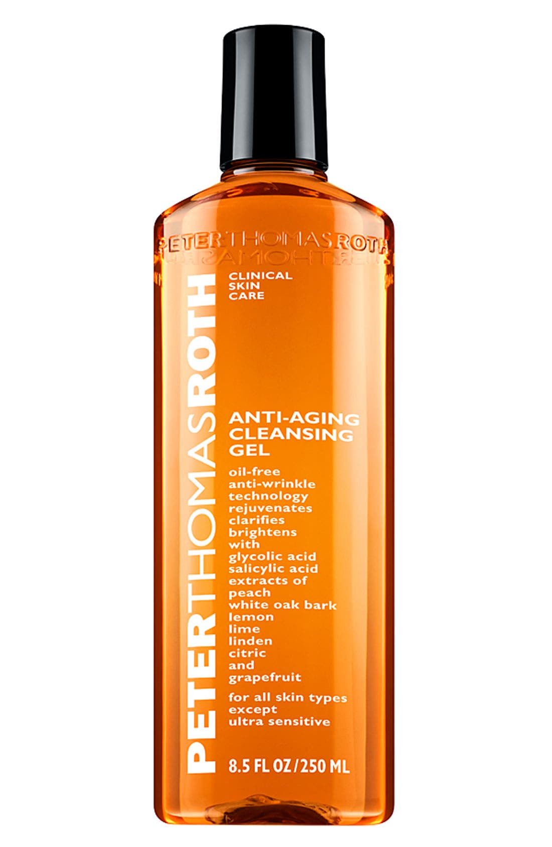 Anti-Aging Cleansing Gel,                             Main thumbnail 1, color,                             NO COLOR
