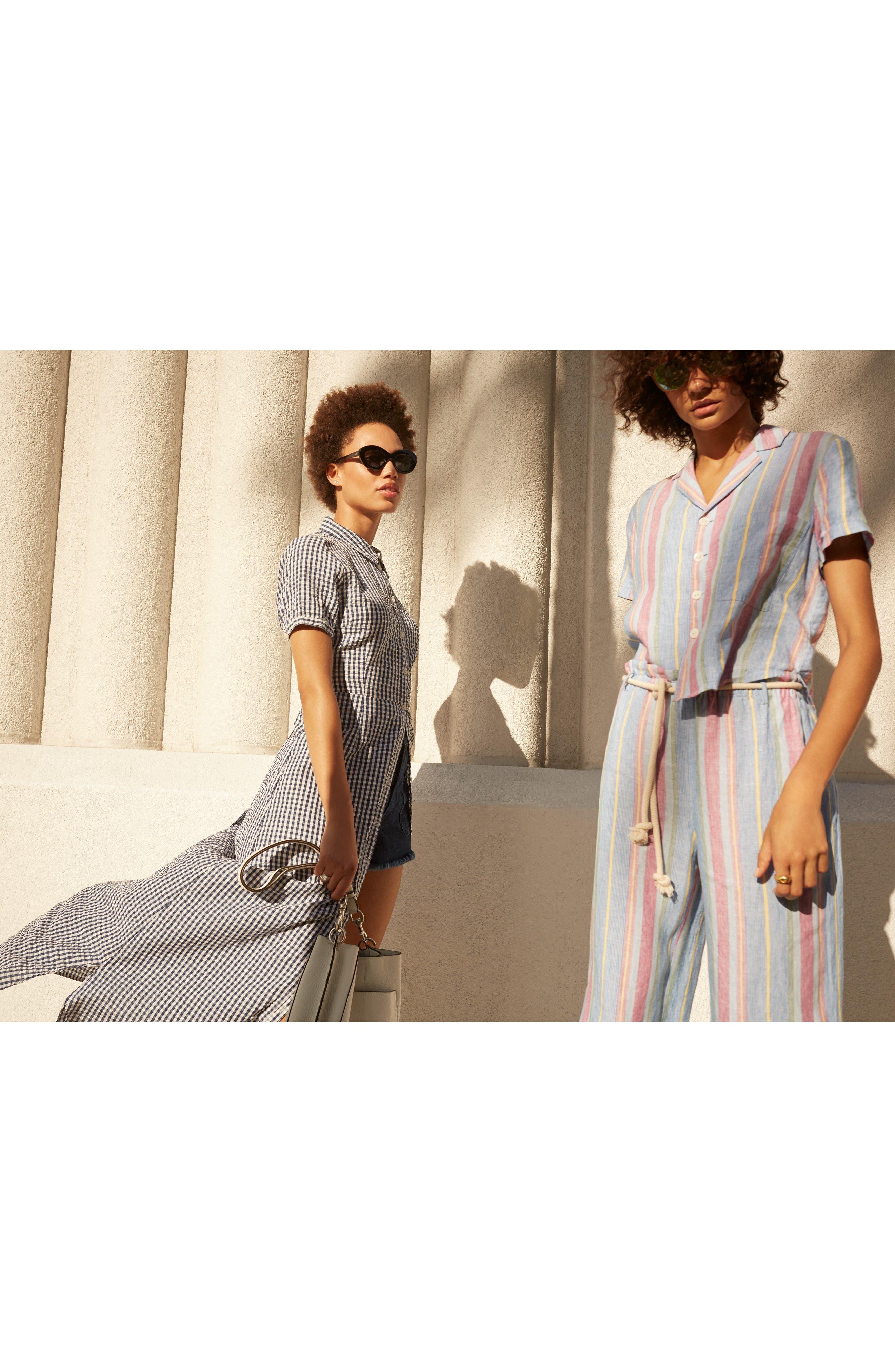 Blue Dawn Maxi Dress,                             Alternate thumbnail 6, color,                             452