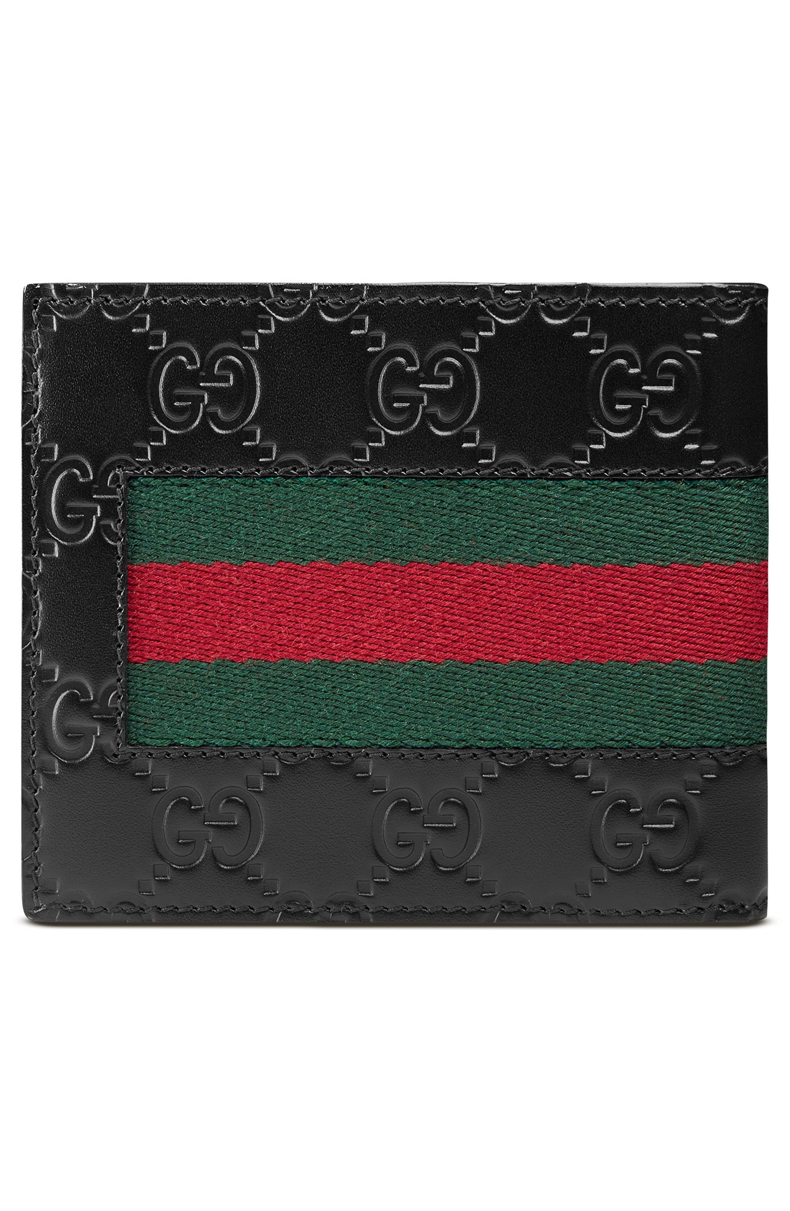 New Web Wallet,                             Alternate thumbnail 3, color,                             BLACK