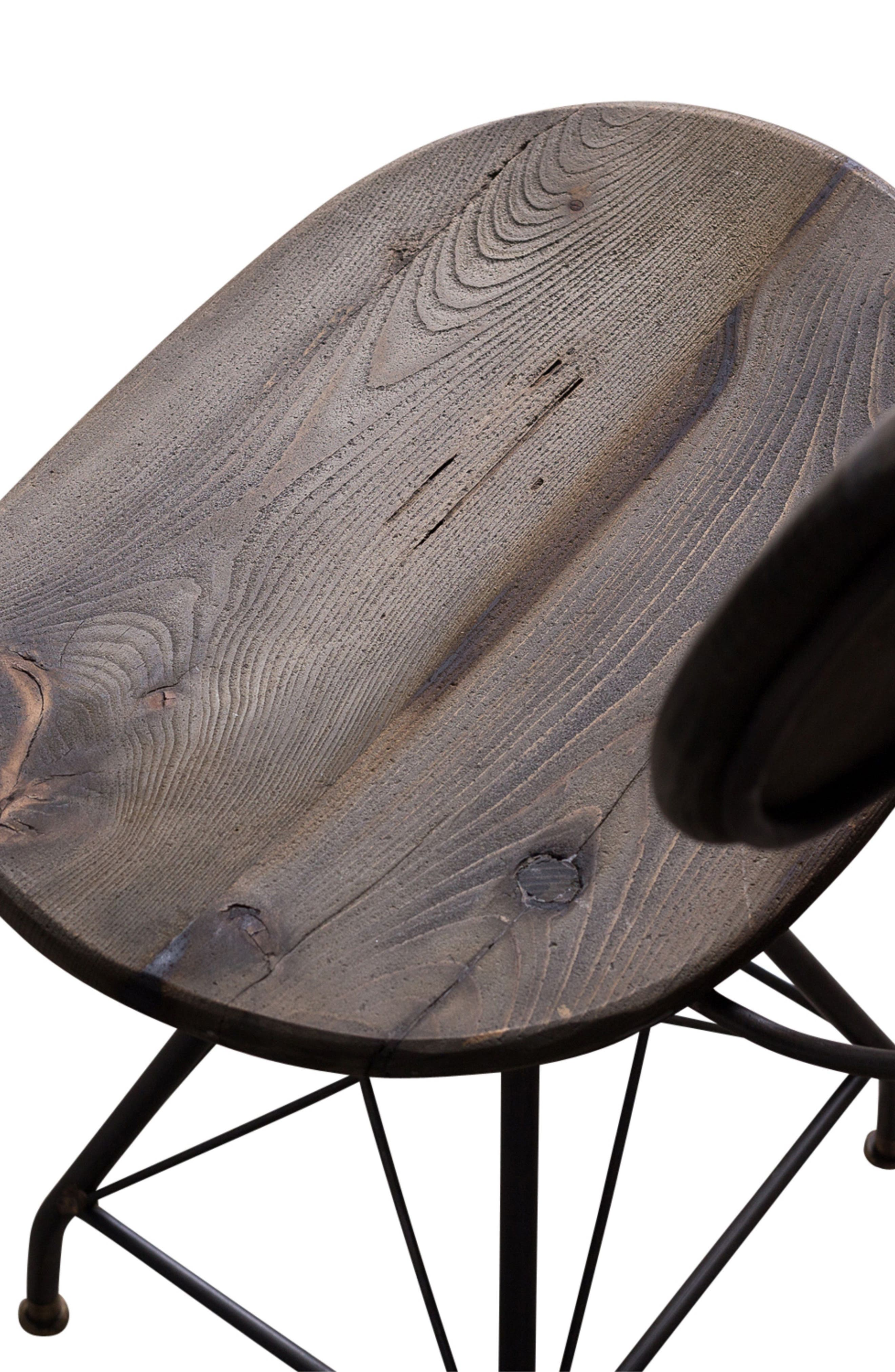 Goa Dining Chair,                             Alternate thumbnail 6, color,                             SMOKY PINE