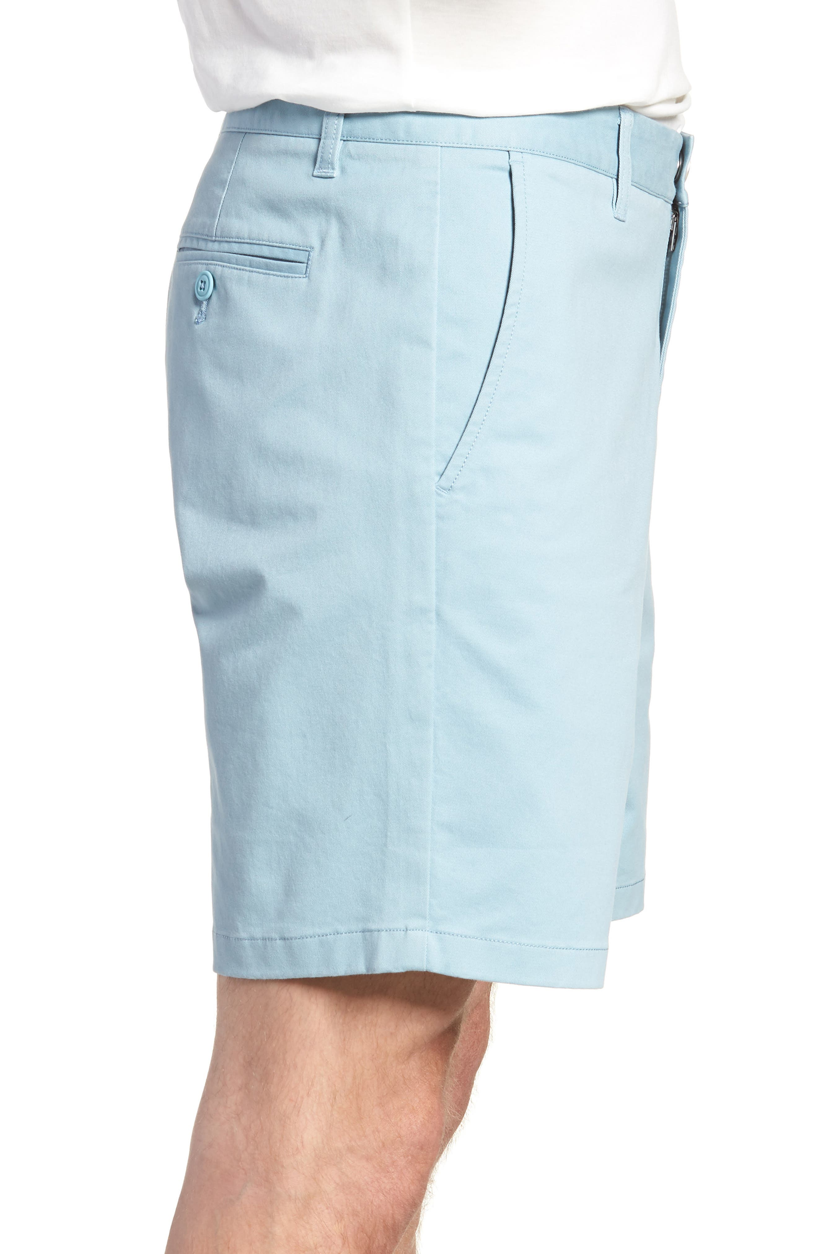 Stretch Chino 7-Inch Shorts,                             Alternate thumbnail 32, color,