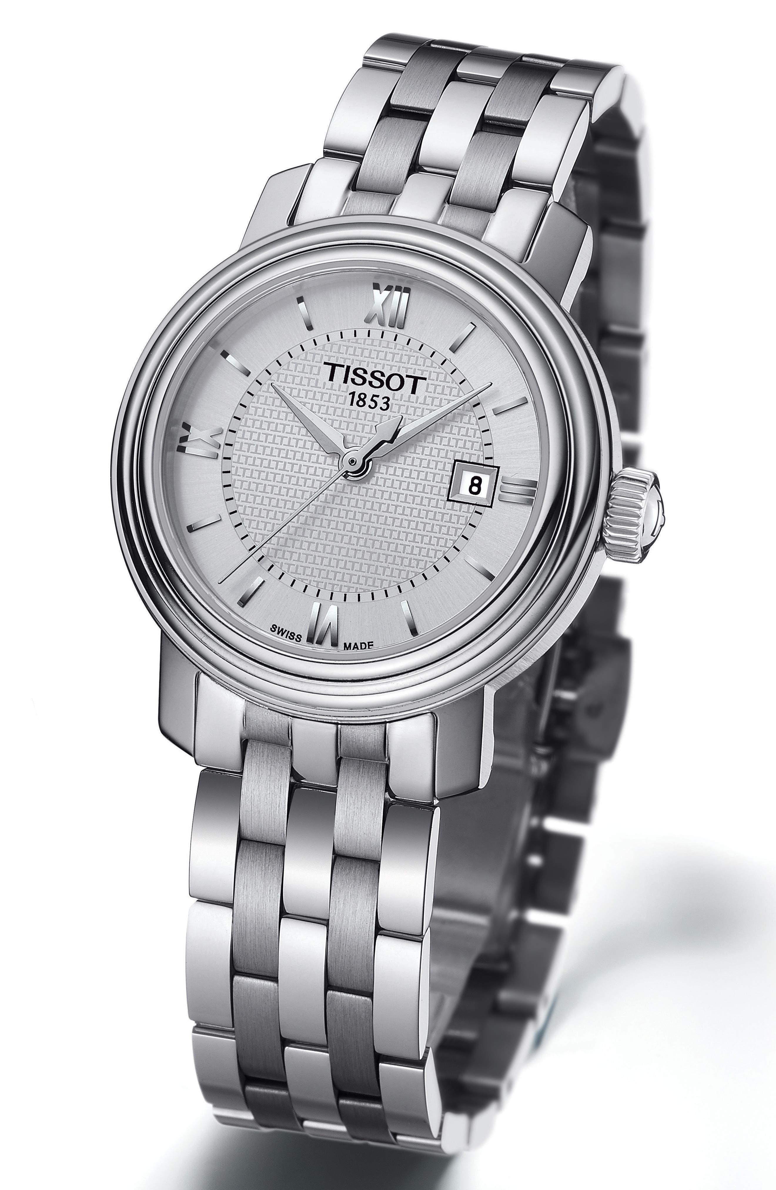 Bridgeport Bracelet Watch, 29mm,                             Alternate thumbnail 2, color,                             040