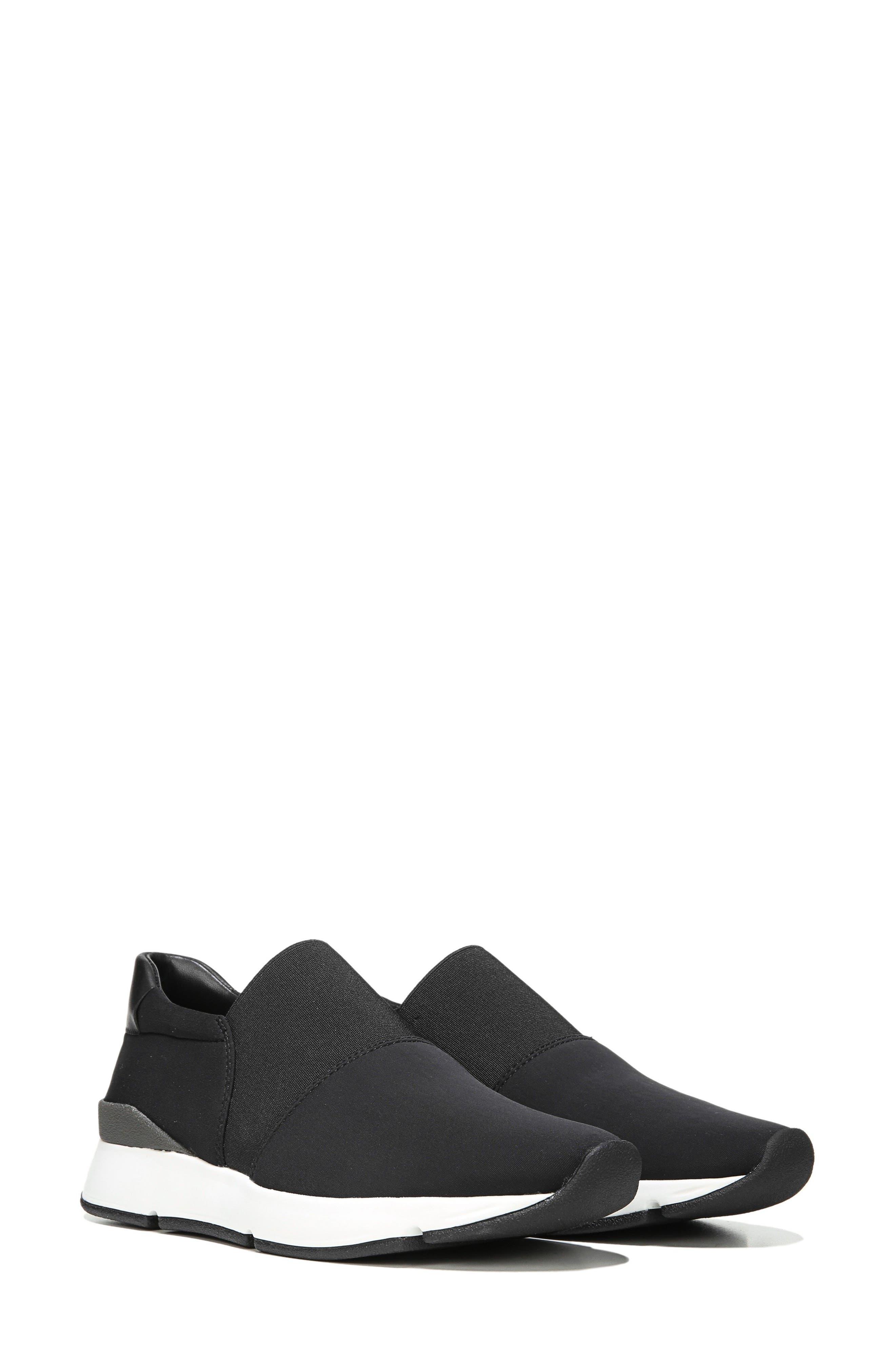 Truscott Slip-On Sneaker,                             Alternate thumbnail 7, color,                             001