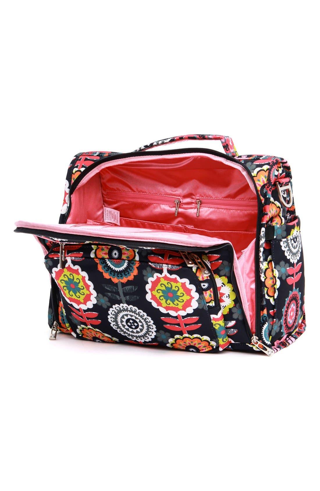 'BFF' Diaper Bag,                             Alternate thumbnail 112, color,