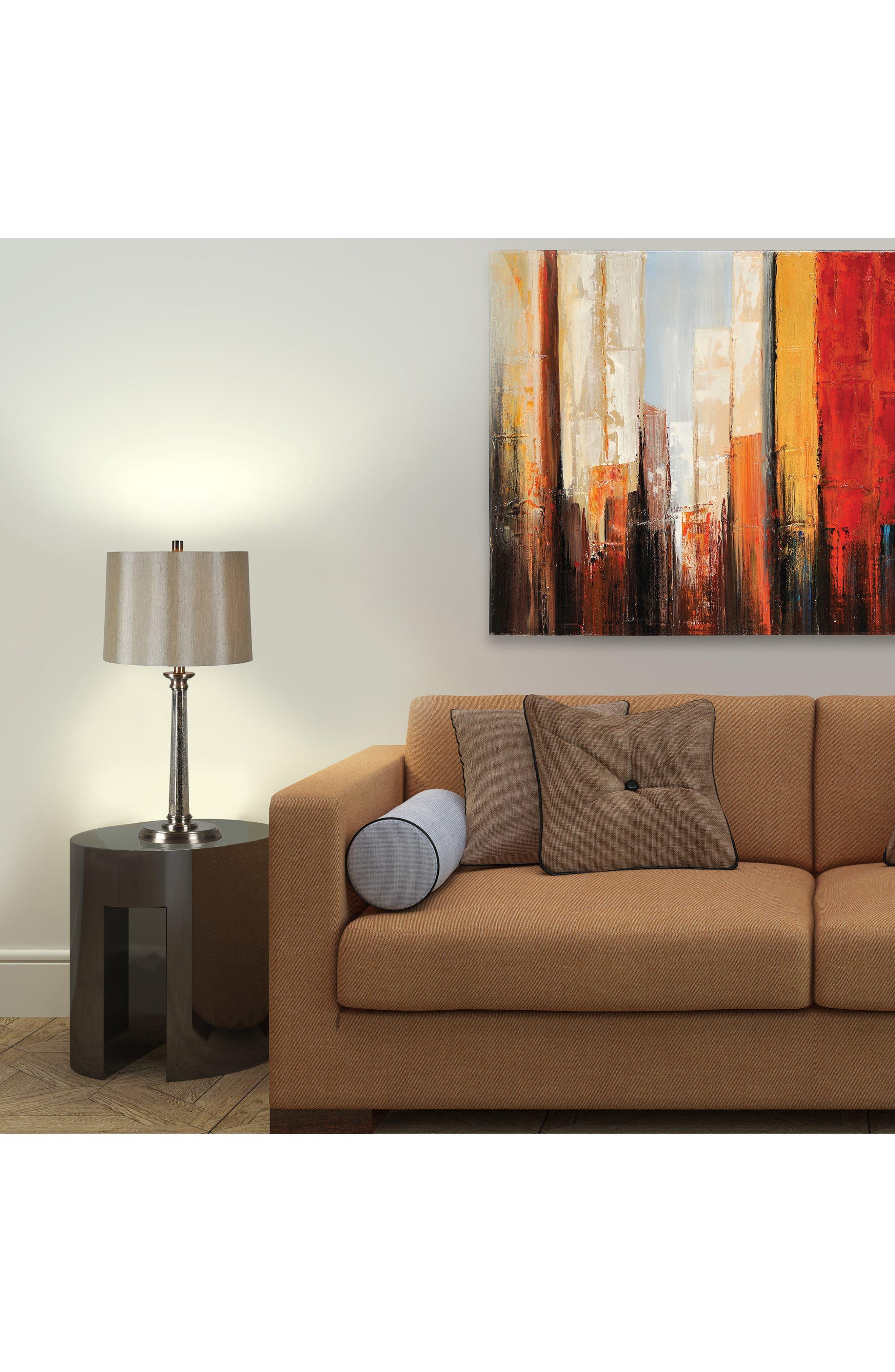 Brooks Set of 2 Table Lamps,                             Alternate thumbnail 2, color,                             SATIN NICKEL