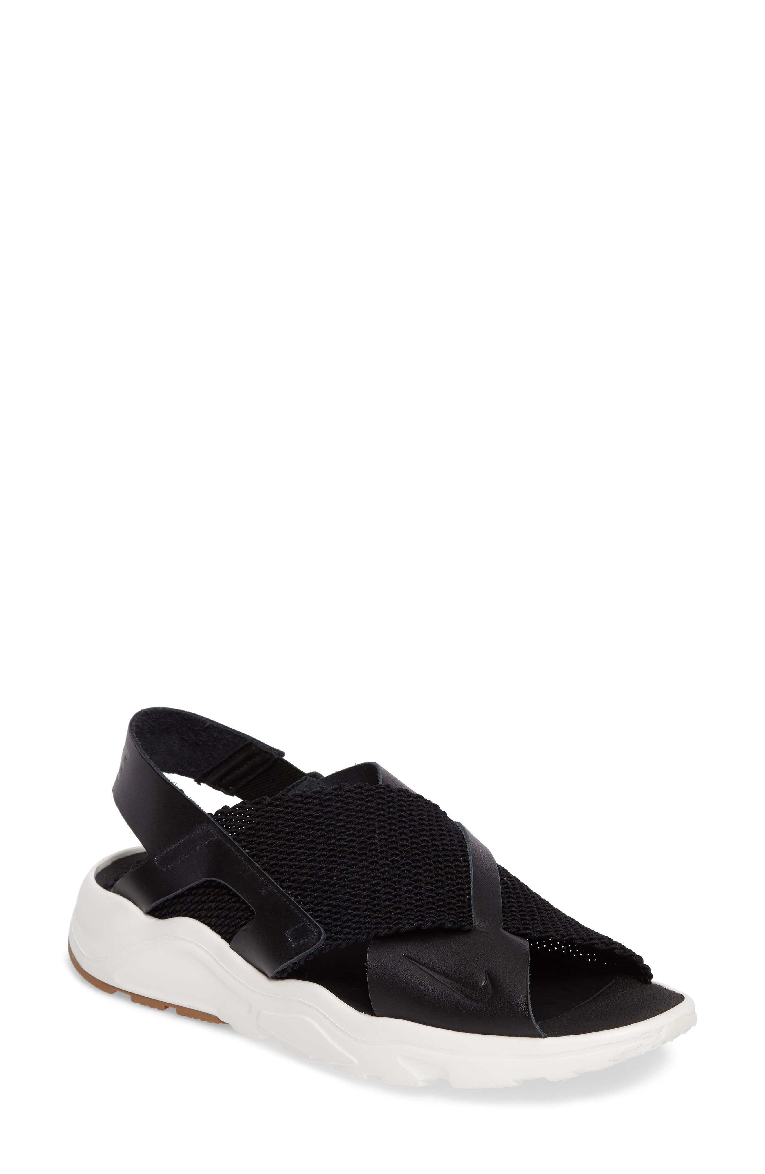 Air Huarache Ultra Sport Sandal,                         Main,                         color,