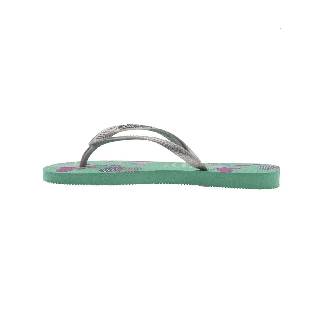 'Slim' Flip Flop,                             Alternate thumbnail 37, color,