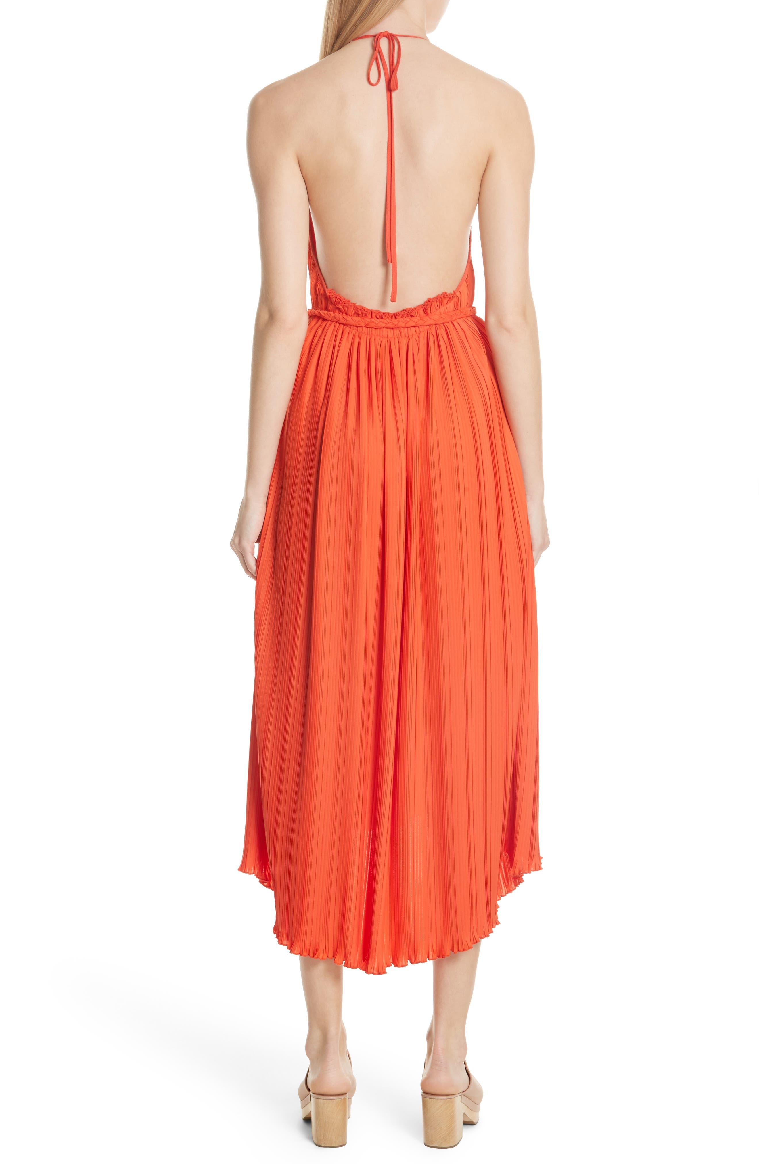 RACHEL COMEY,                             Sambuca Halter Dress,                             Alternate thumbnail 2, color,                             959