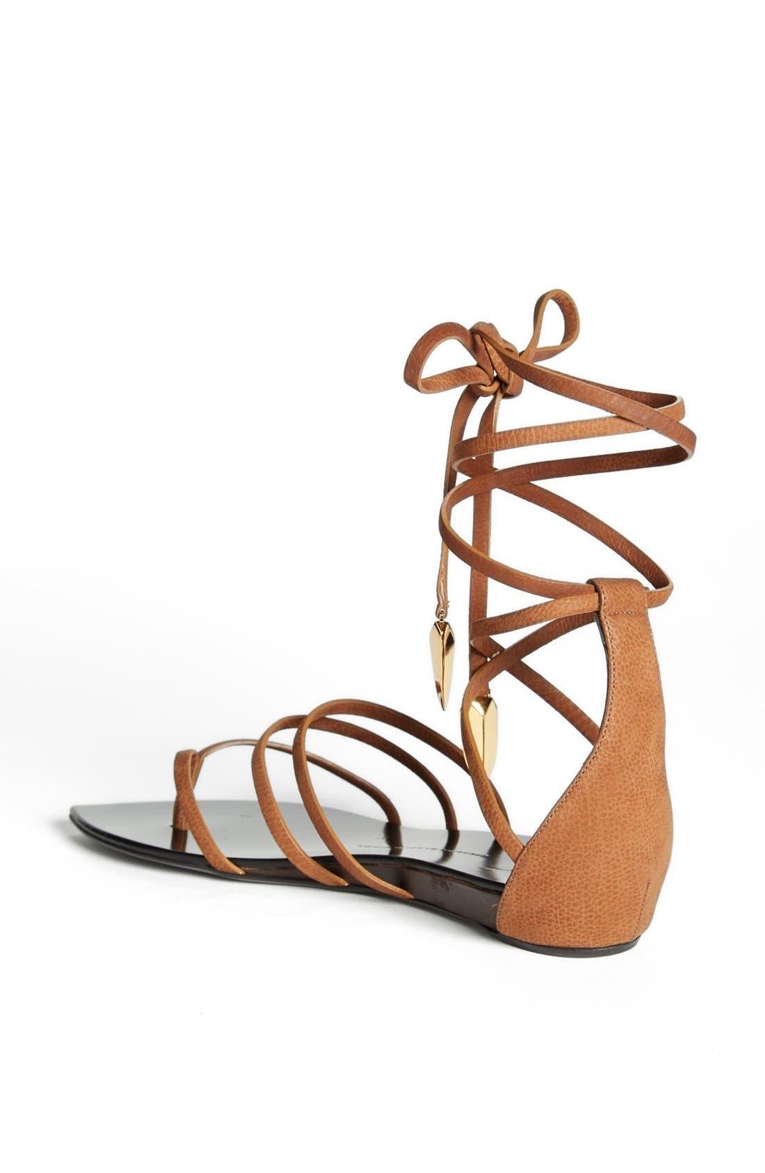 Ankle Wrap Sandal,                             Alternate thumbnail 2, color,                             200