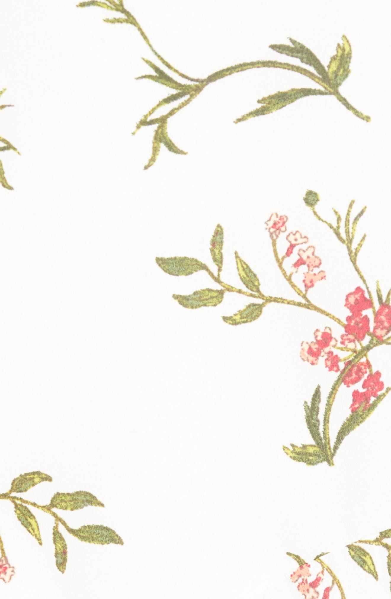Cinch Front Minidress,                             Alternate thumbnail 7, color,                             900