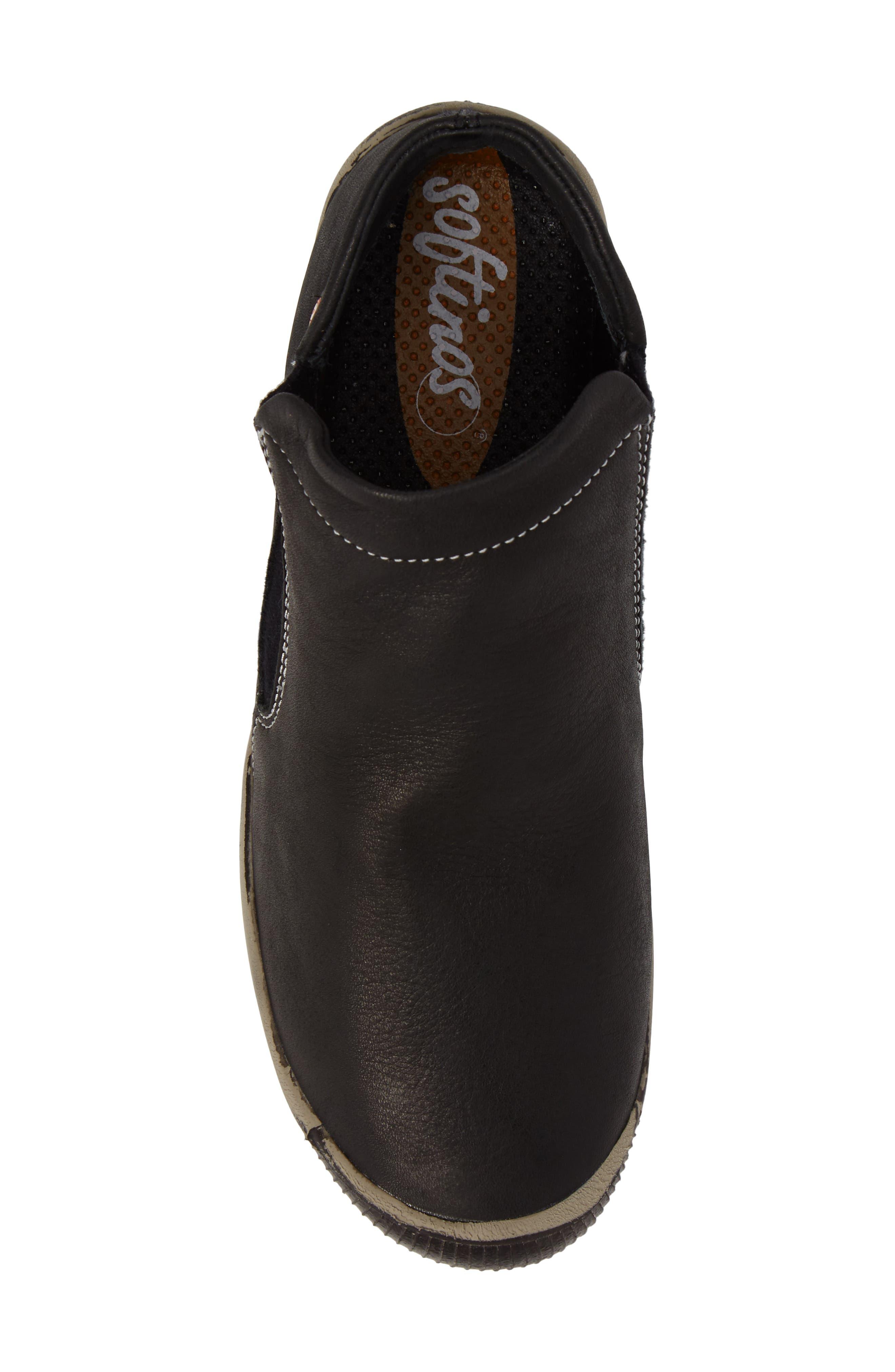 Inge Slip-On Sneaker,                             Alternate thumbnail 5, color,                             003