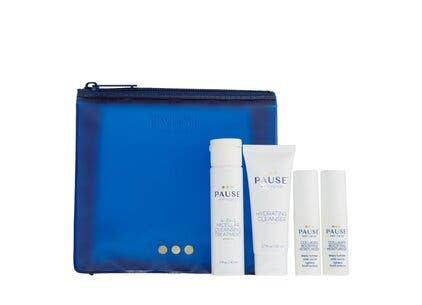Pause gift with purchase