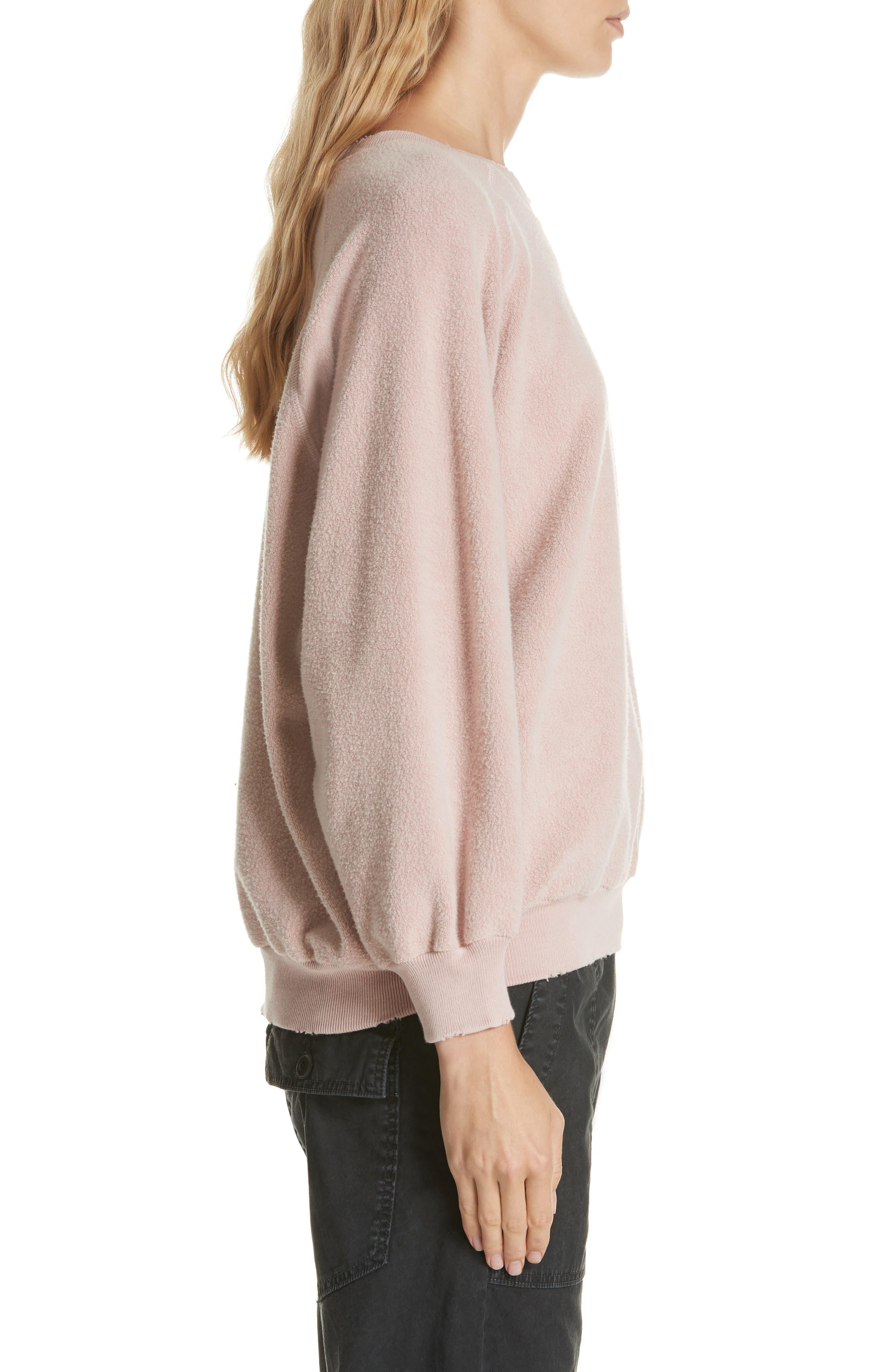 The Bubble Sweatshirt,                             Alternate thumbnail 3, color,                             651