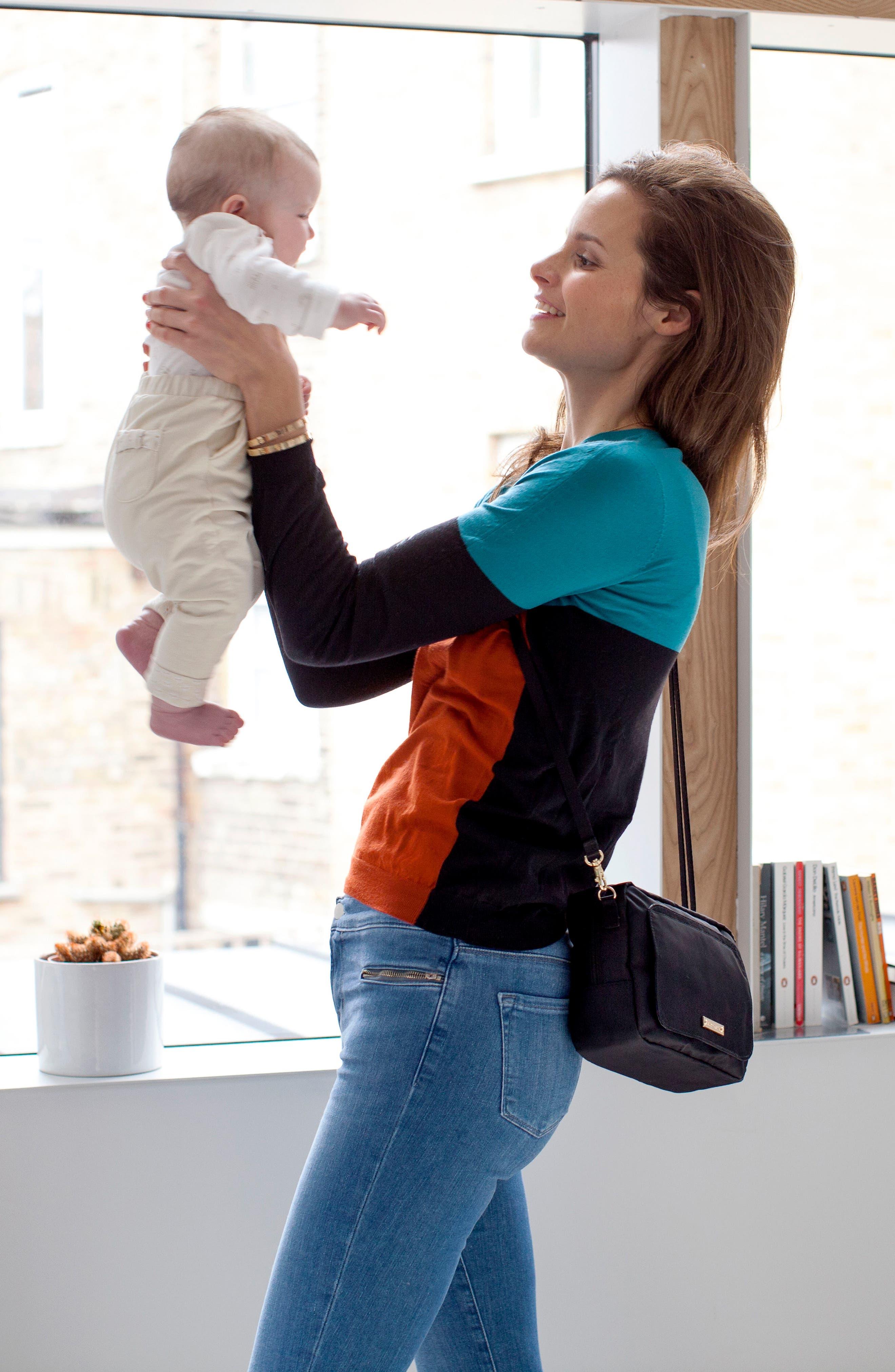 Mini Fix Crossbody Diaper Bag,                             Alternate thumbnail 16, color,