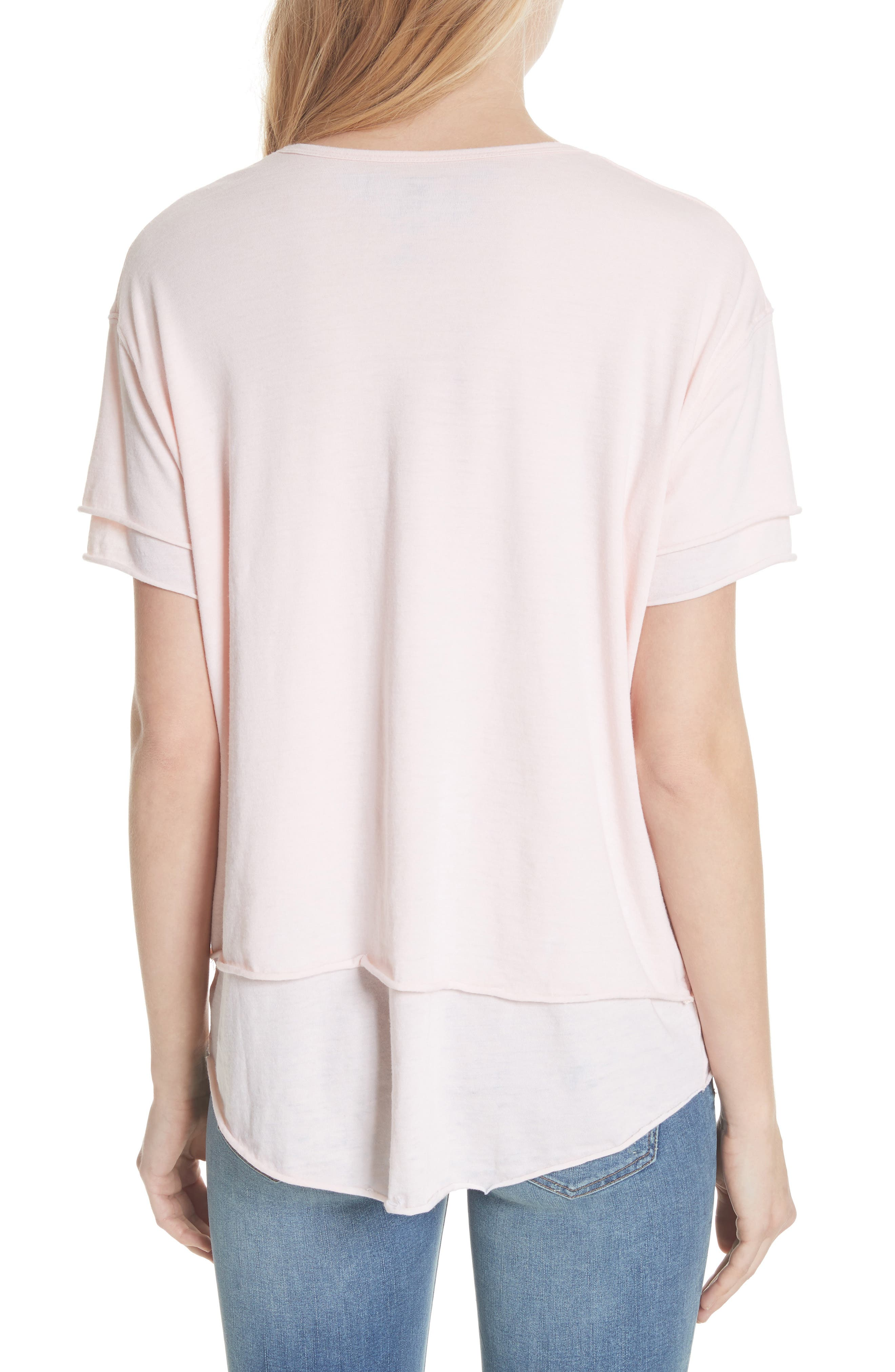 We the Free by Free People Cloud Nine Tee,                             Alternate thumbnail 12, color,