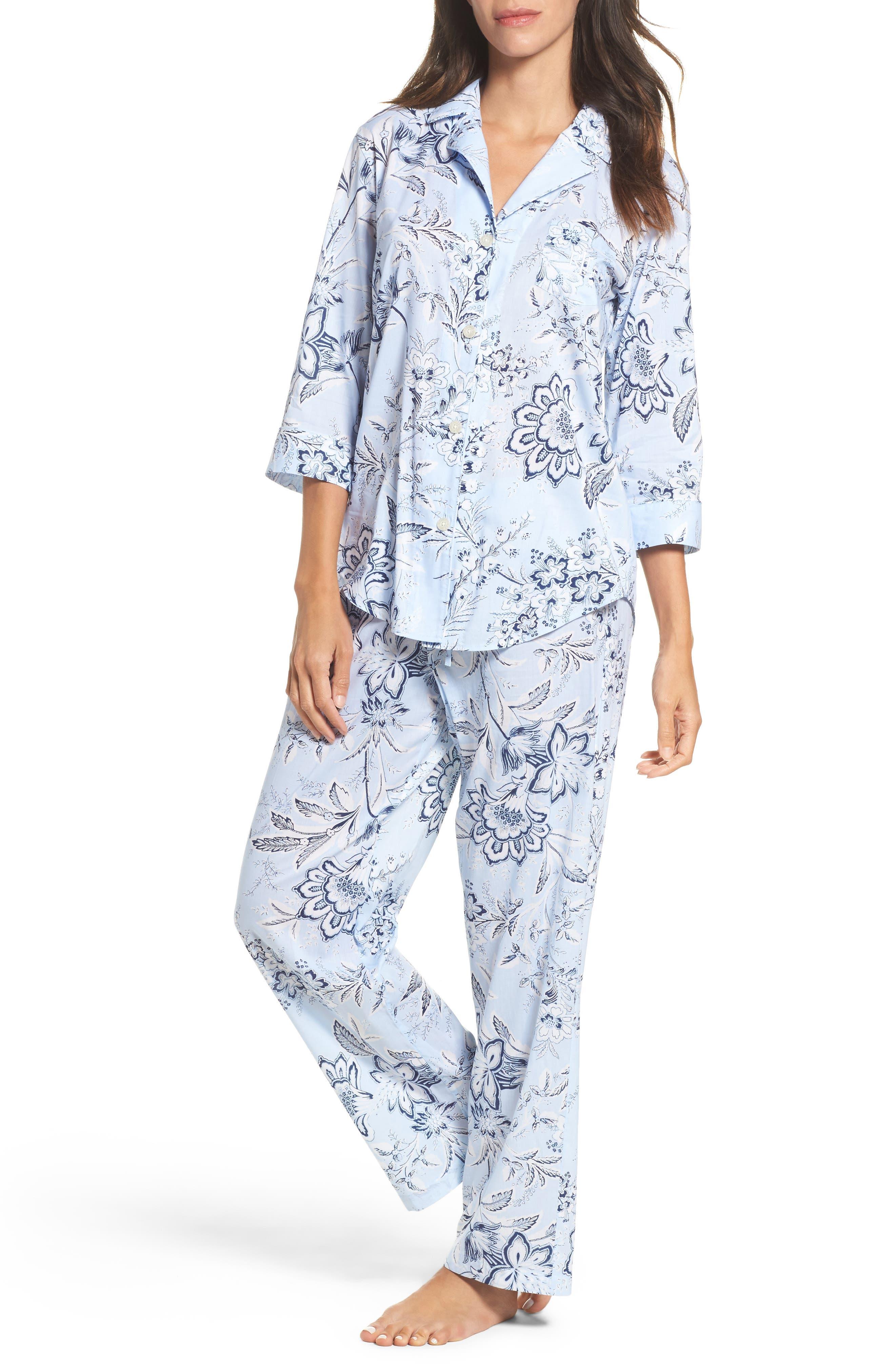 Pajamas,                             Main thumbnail 1, color,                             401