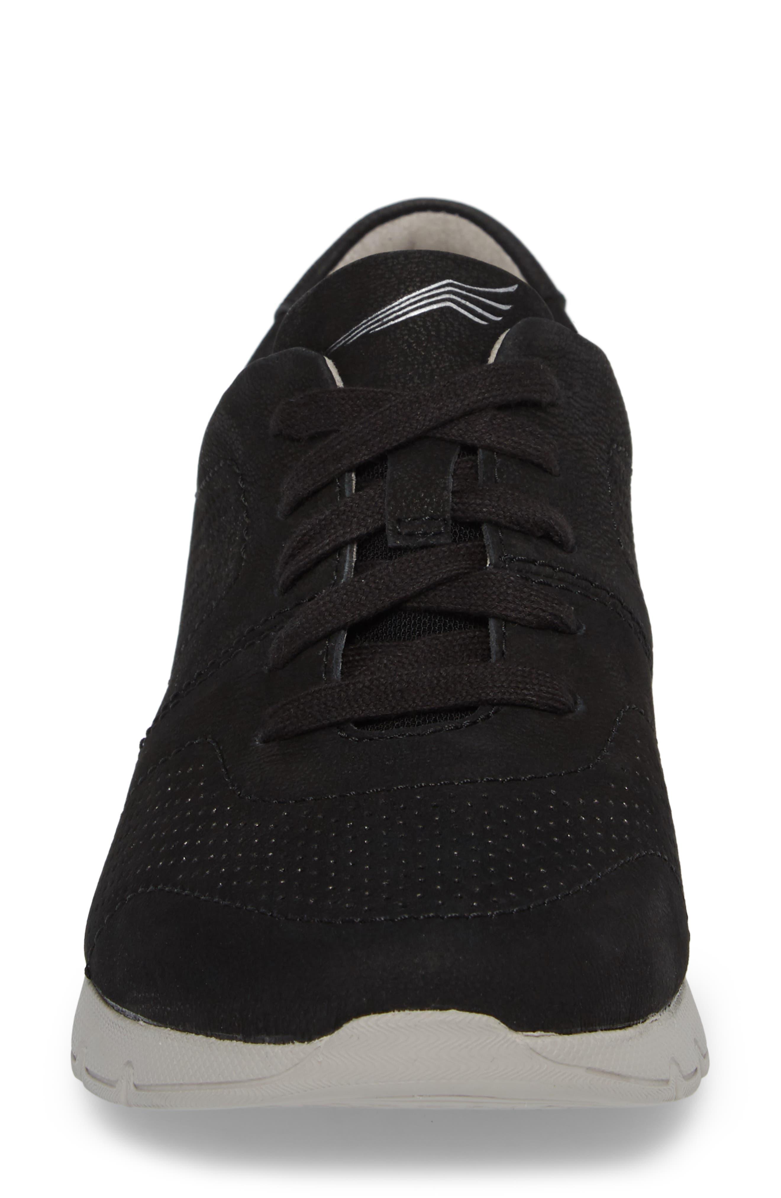 Alissa Sneaker,                             Alternate thumbnail 4, color,                             001