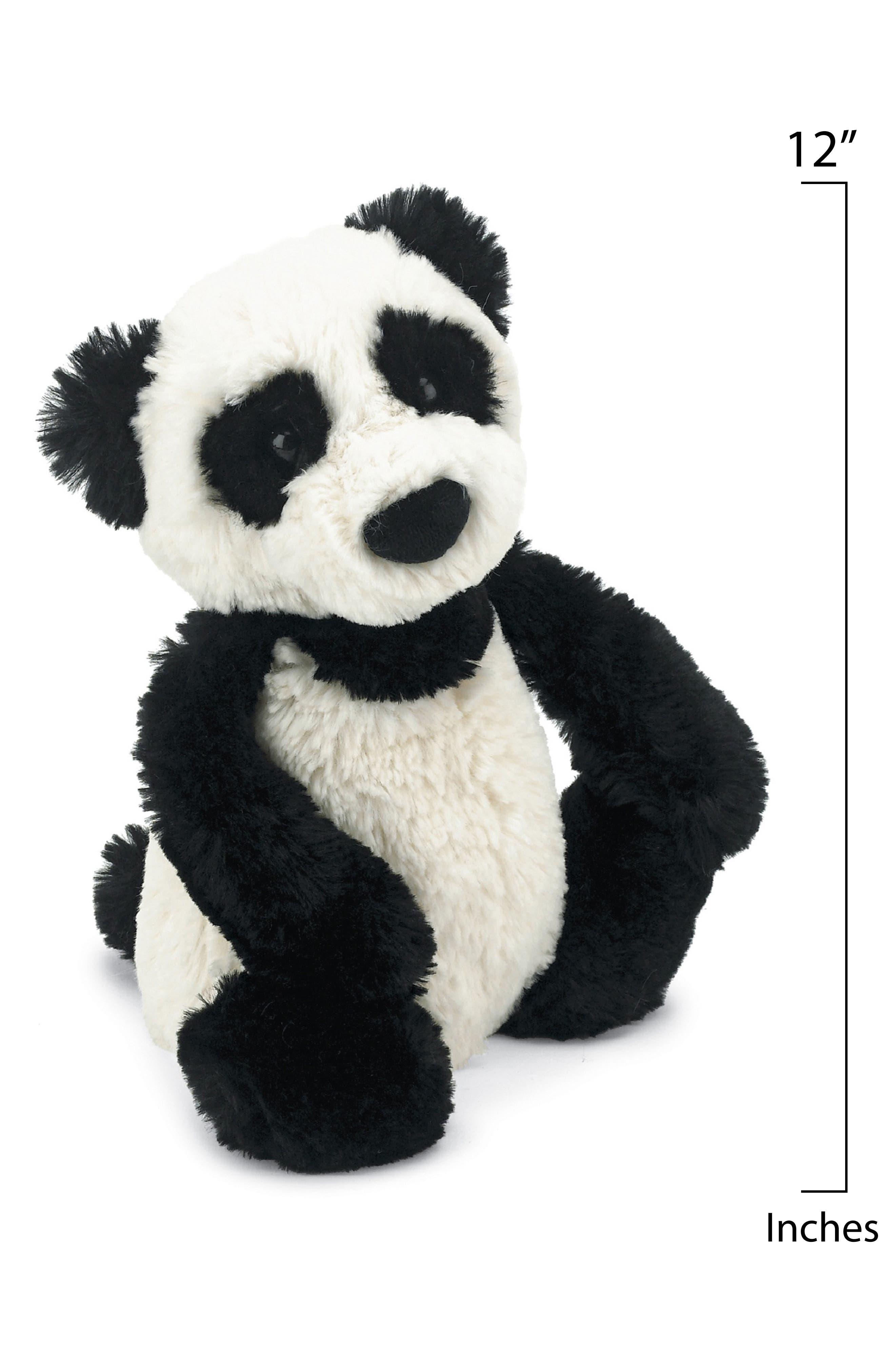 'Medium Bashful Panda' Stuffed Animal,                             Alternate thumbnail 2, color,