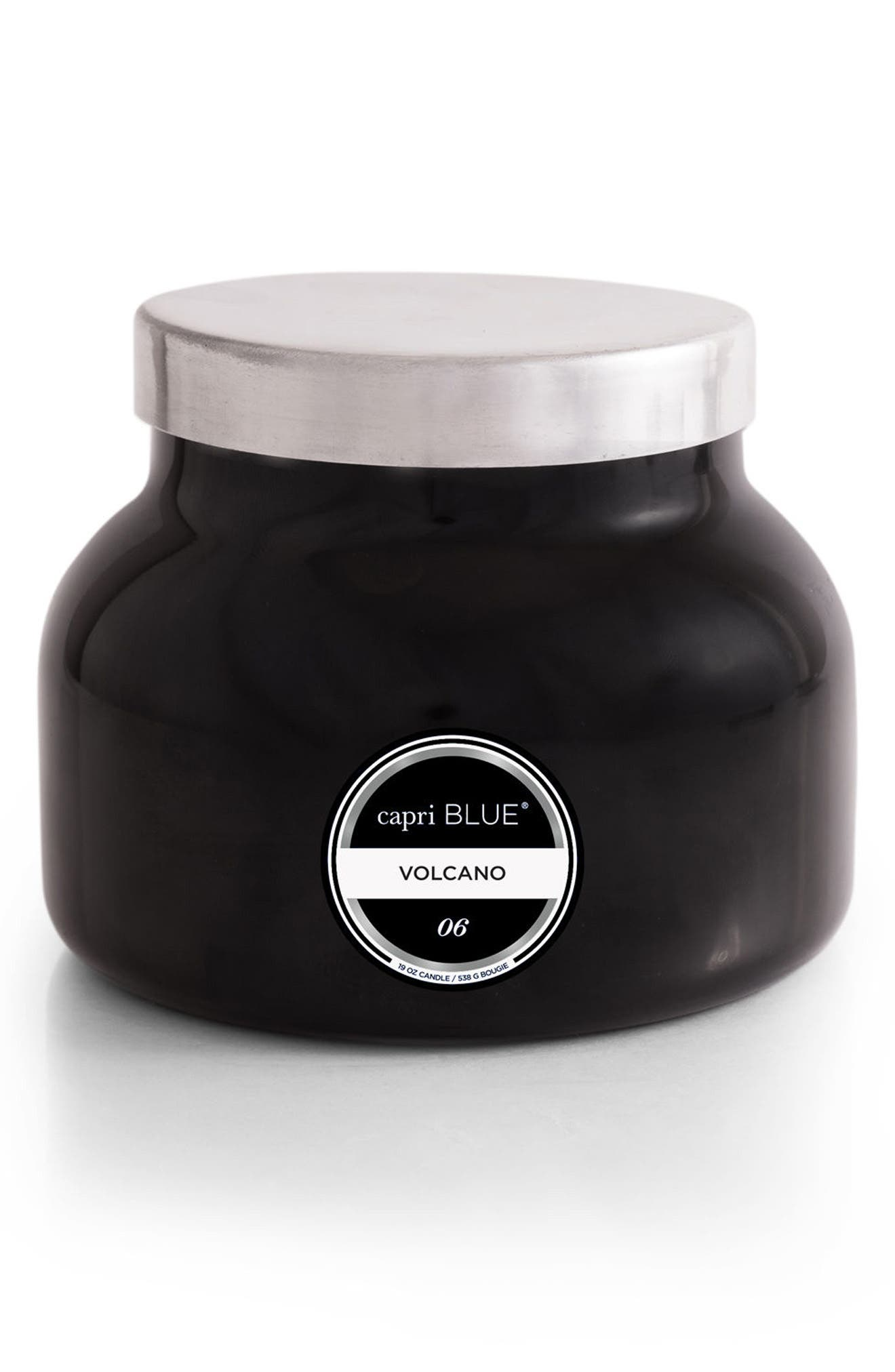 Signature Volcano Scented Jar Candle,                             Main thumbnail 1, color,                             001
