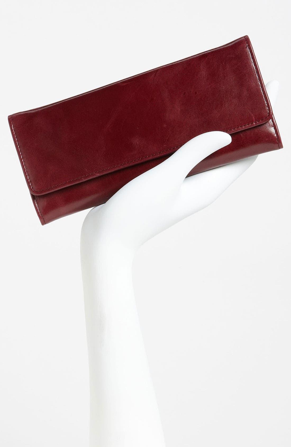 'Sadie' Leather Wallet,                             Alternate thumbnail 160, color,