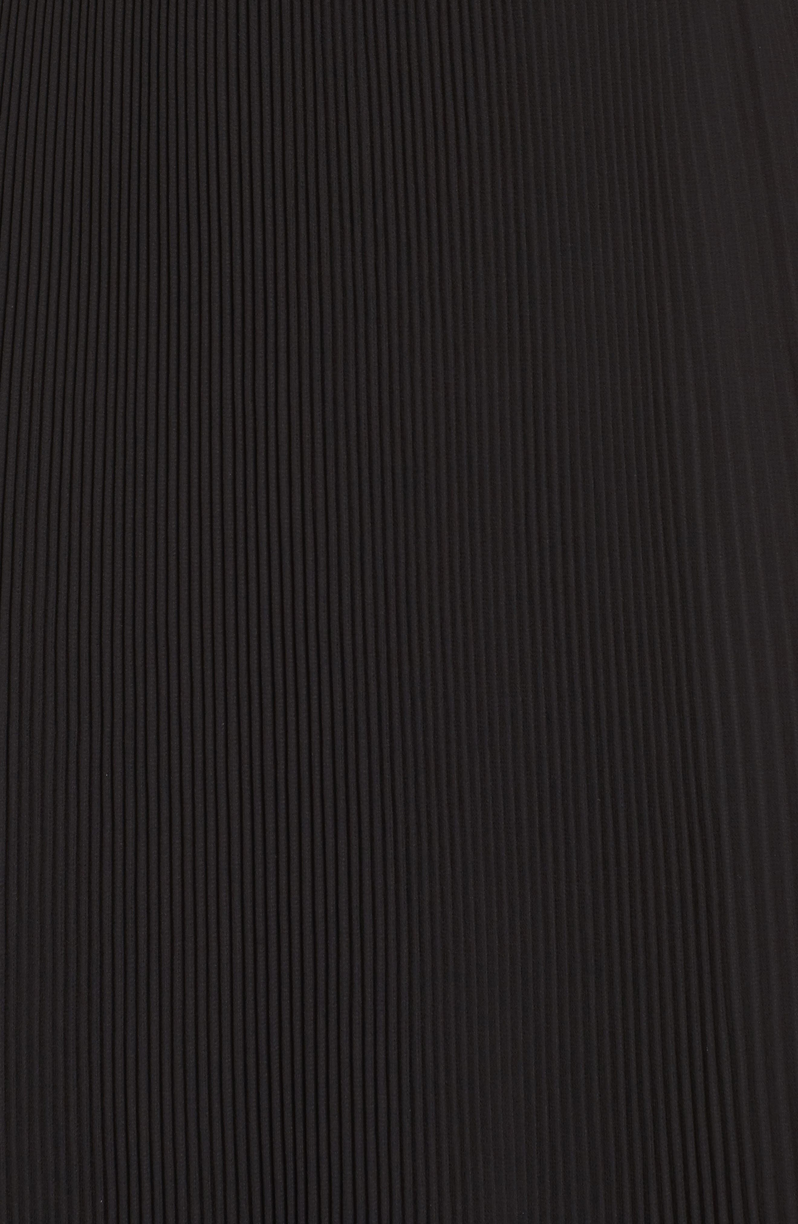 Sunset Blvd Maxi Dress,                             Alternate thumbnail 5, color,                             001