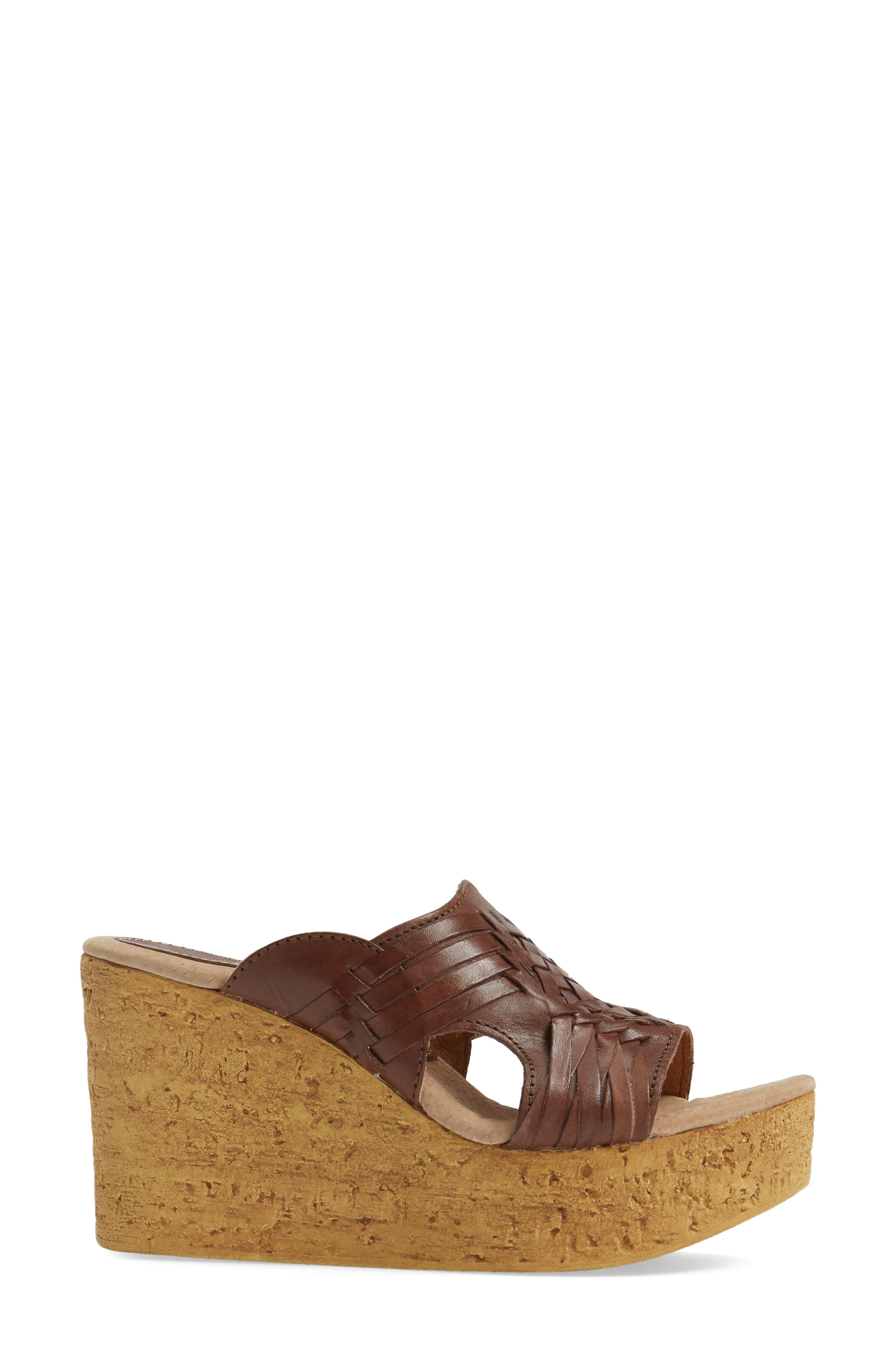 Manny Platform Wedge,                             Alternate thumbnail 6, color,
