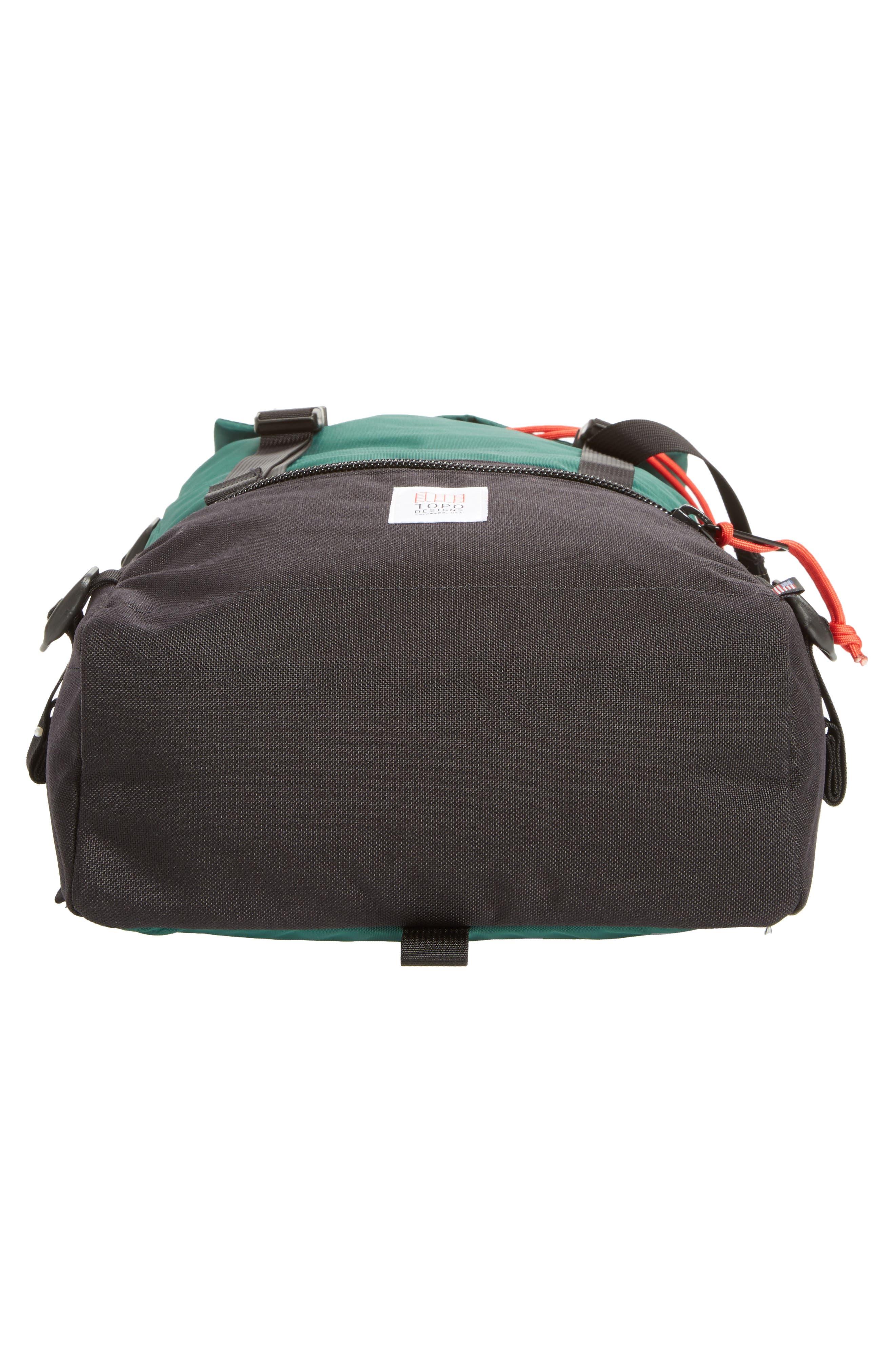 Rover Backpack,                             Alternate thumbnail 6, color,                             FOREST/ BLACK