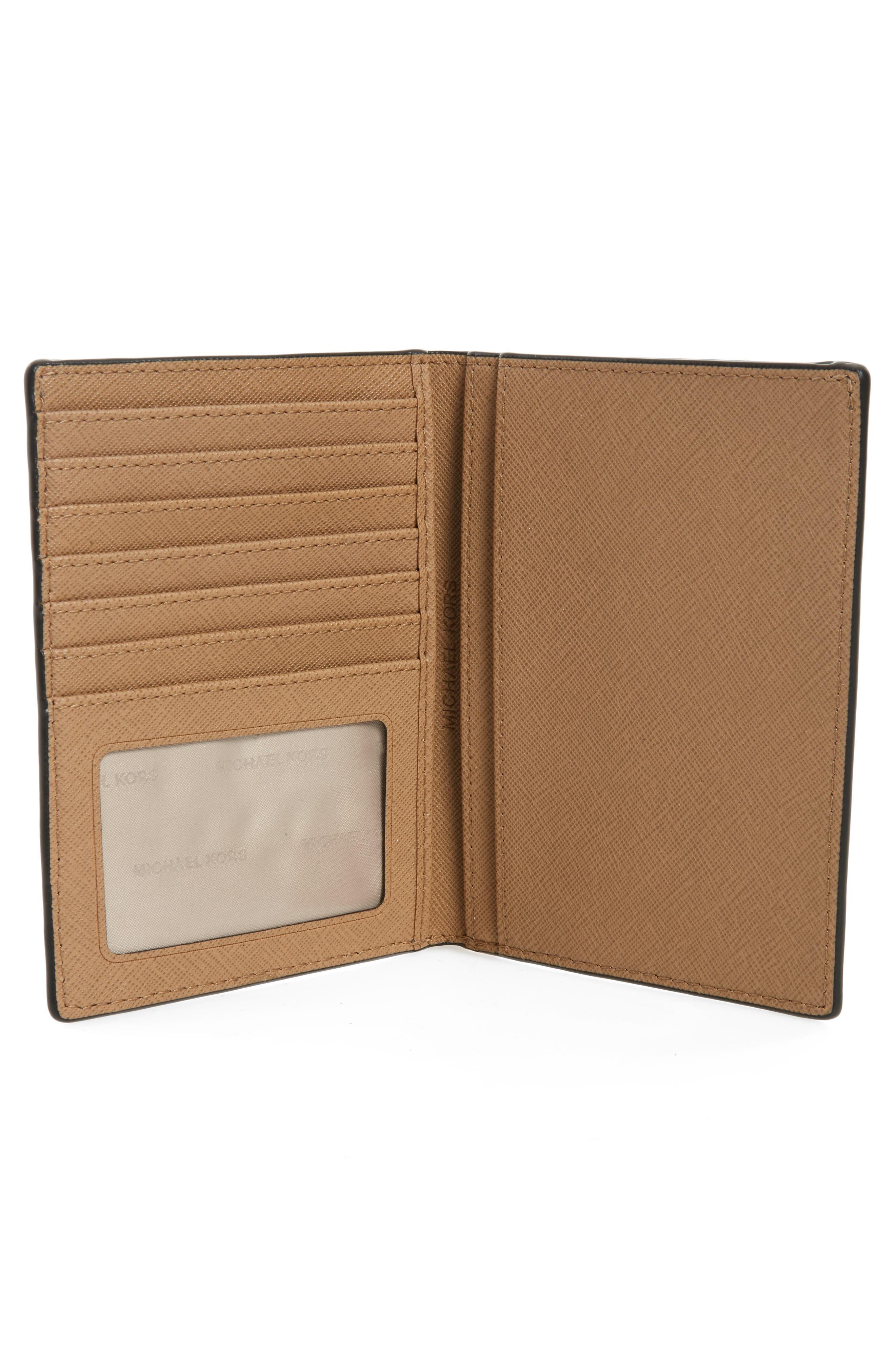 Mercer Passport Wallet,                             Alternate thumbnail 2, color,                             600