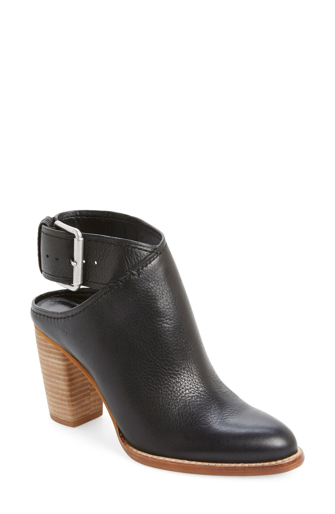 'Jacklyn' Bootie,                             Main thumbnail 1, color,                             001
