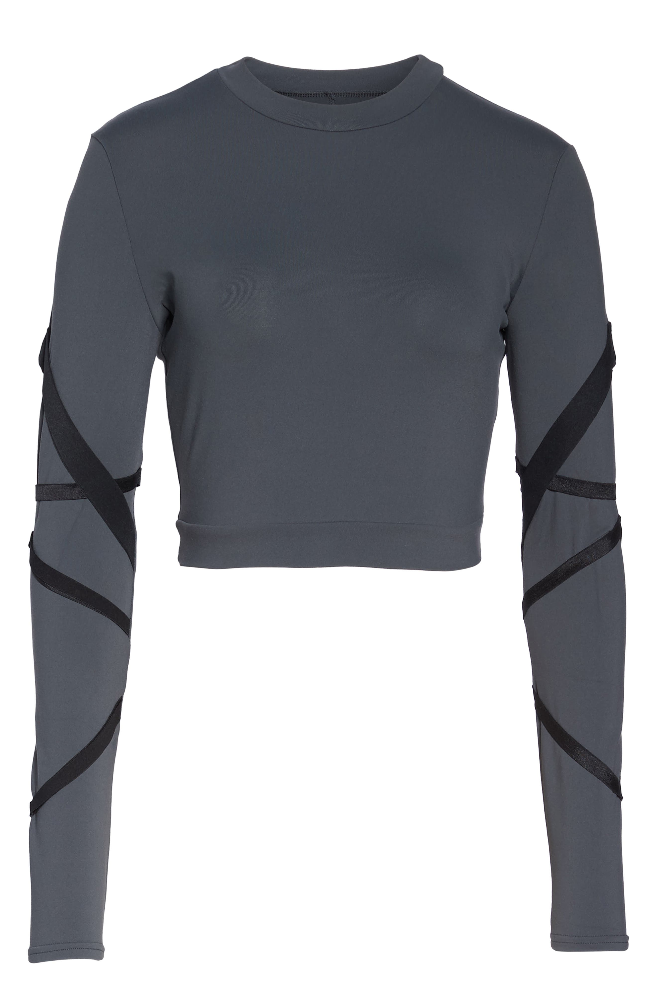 Tribe Long Sleeve Top,                             Alternate thumbnail 19, color,