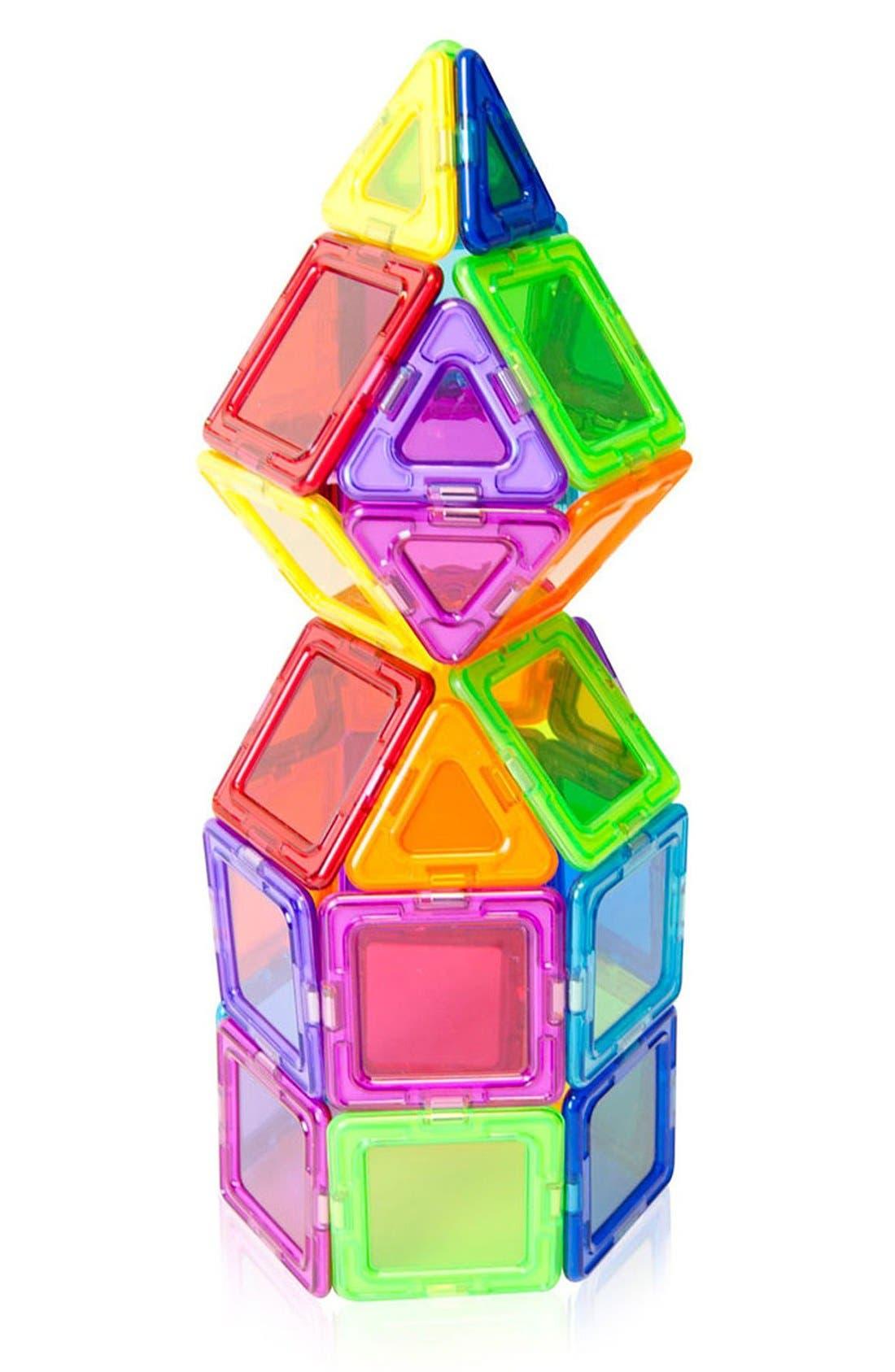 'Standard - Solids' Clear Magnetic 3D Construction Set,                             Alternate thumbnail 2, color,                             600