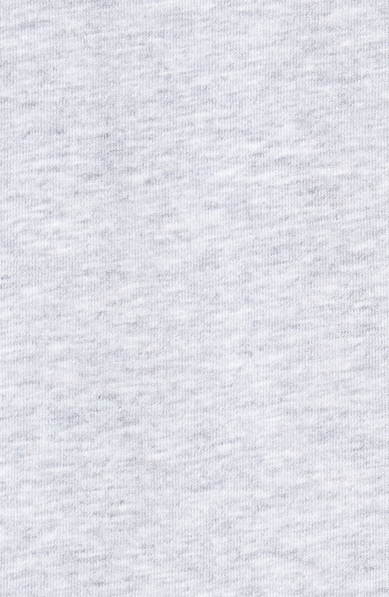 LACOSTE,                             3-Pack Slim Fit V-Neck T-Shirts,                             Alternate thumbnail 5, color,                             BLACK/ GREY/ WHITE