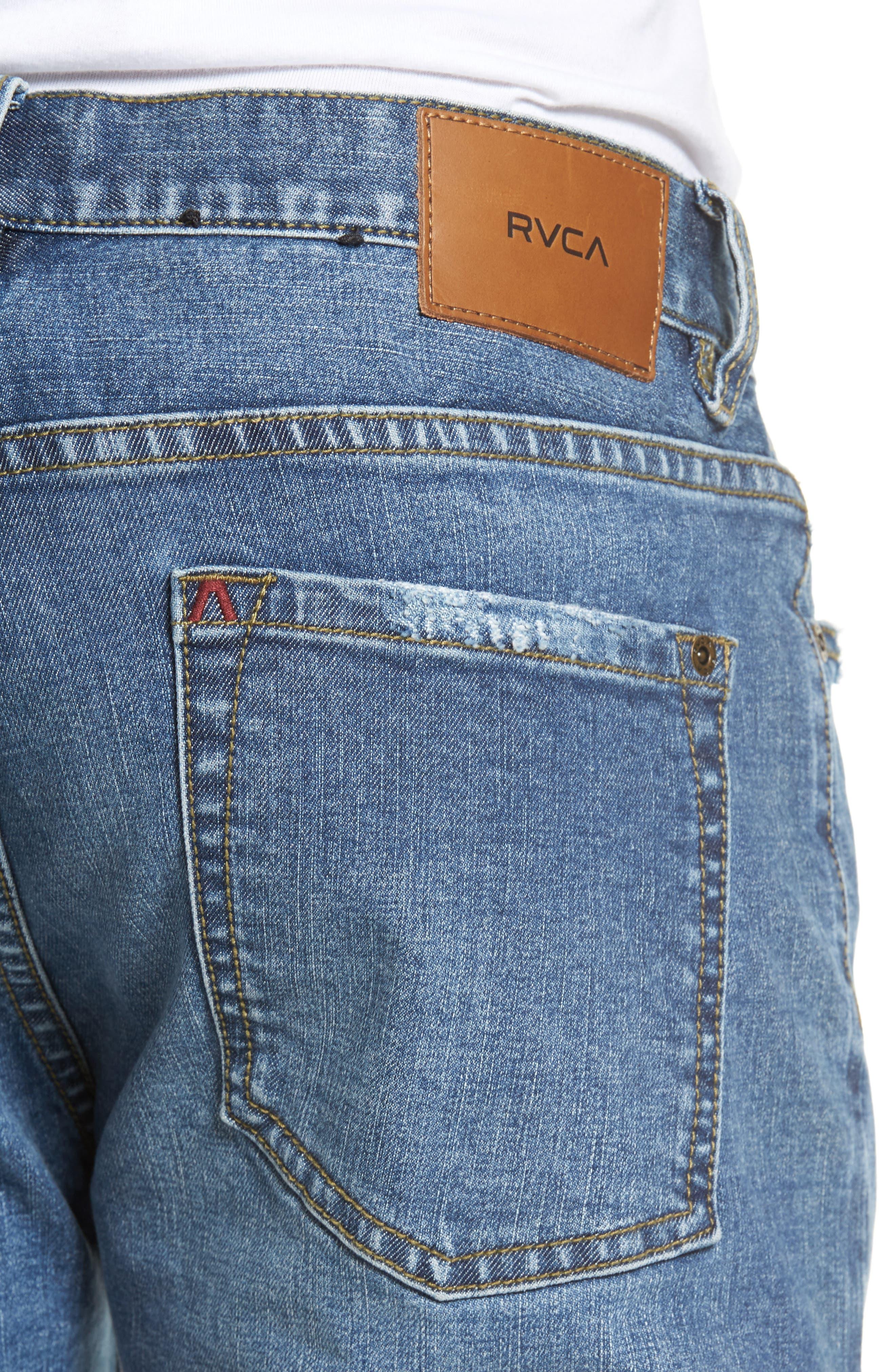 Daggers Slim Fit Jeans,                             Alternate thumbnail 8, color,